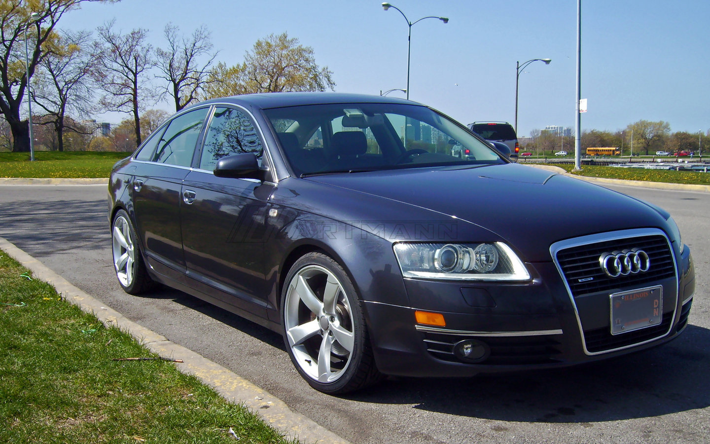 2009 audi a6 avant 4f c6 pictures information and. Black Bedroom Furniture Sets. Home Design Ideas