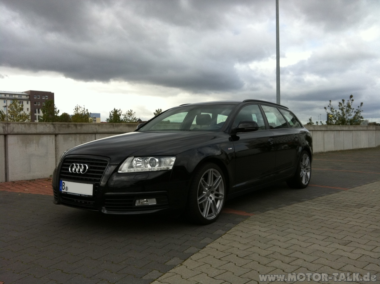 2009 audi a6 avant 4f c6 pictures information and specs auto. Black Bedroom Furniture Sets. Home Design Ideas