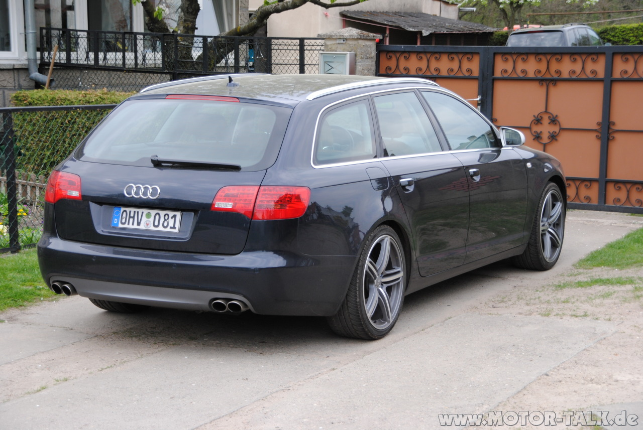 2012 audi a6 avant 4f c6 pictures information and. Black Bedroom Furniture Sets. Home Design Ideas