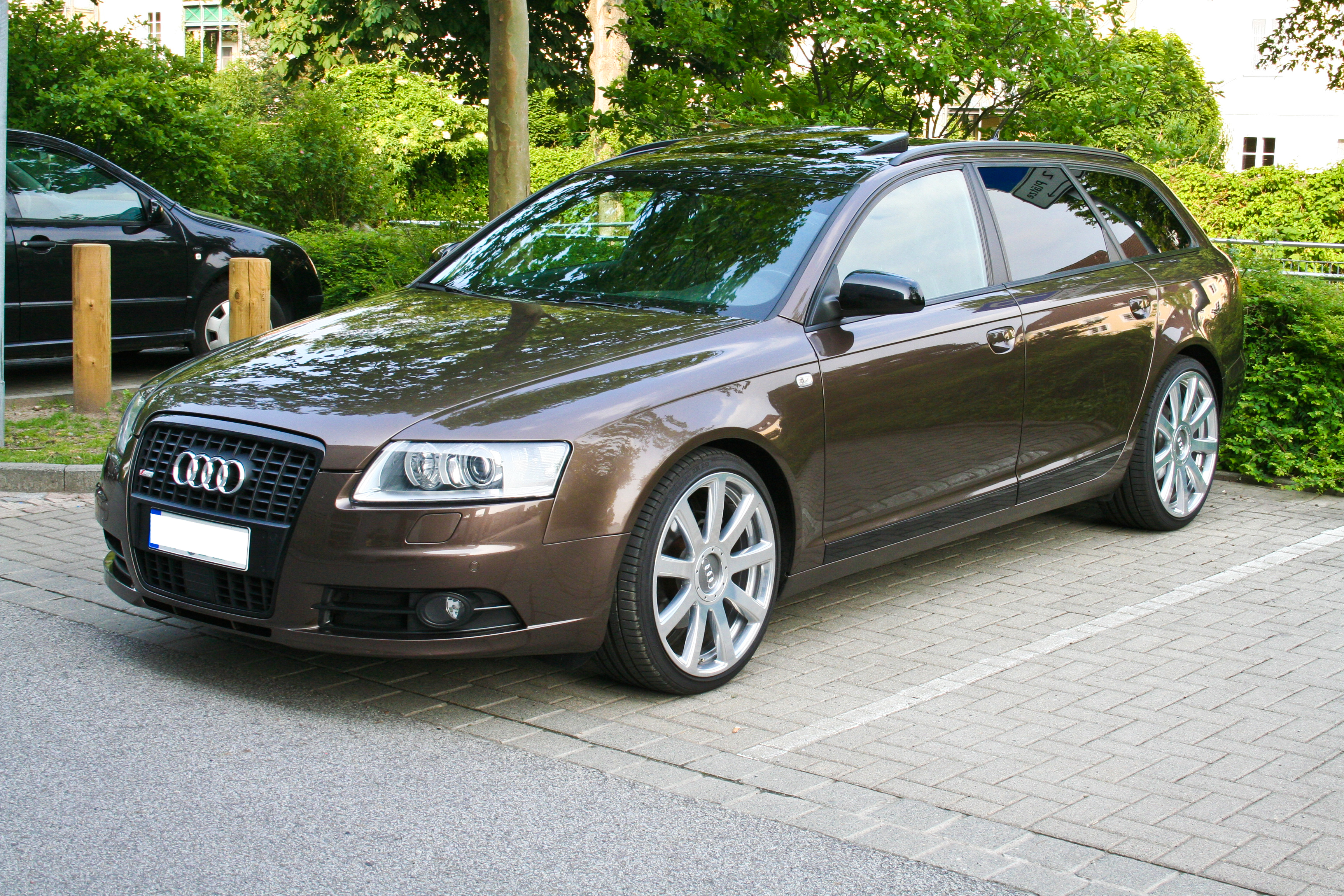 2012 audi a6 avant 4f c6 pictures information and specs auto. Black Bedroom Furniture Sets. Home Design Ideas