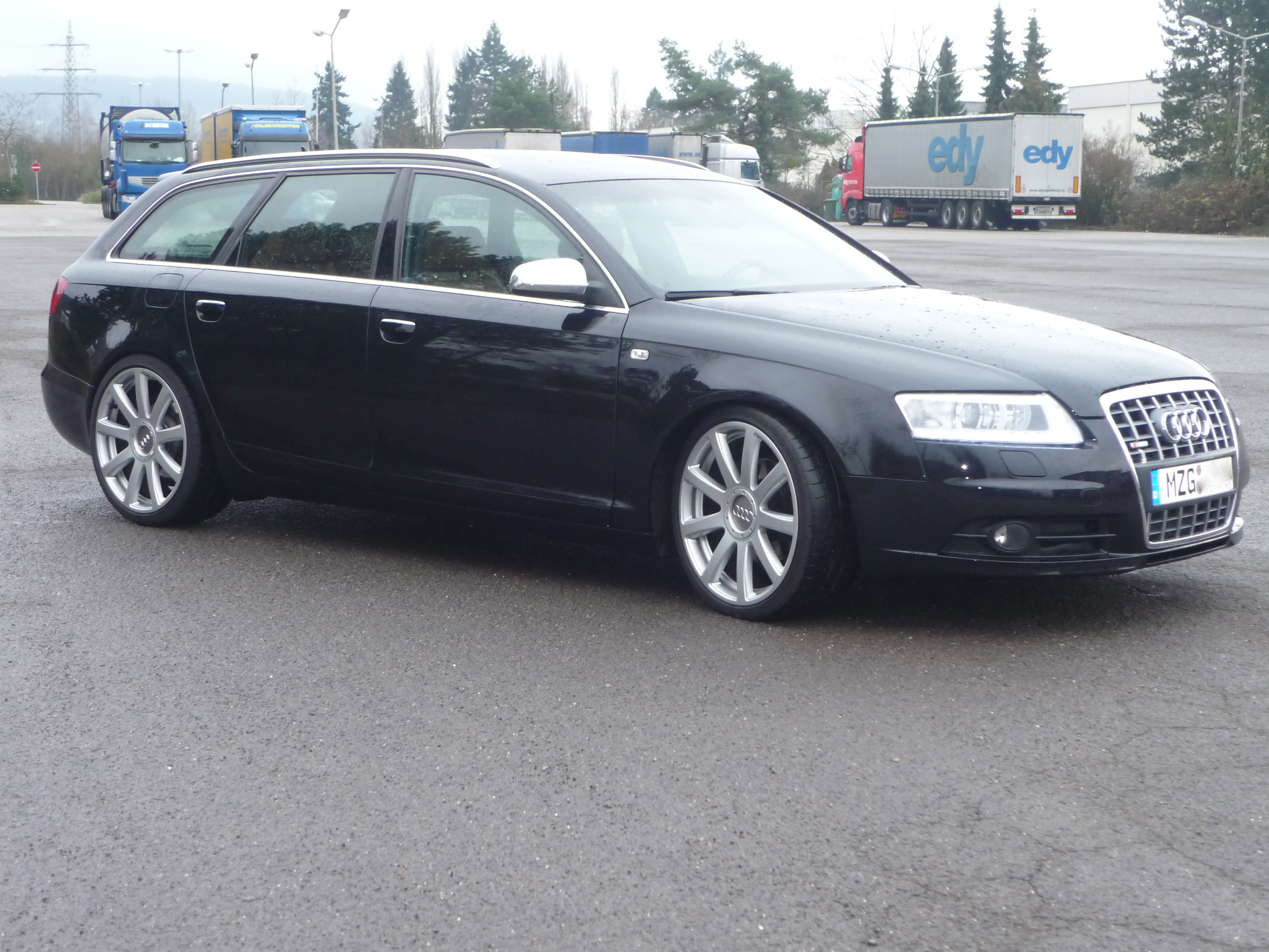 2013 audi a6 avant 4f c6 pictures information and. Black Bedroom Furniture Sets. Home Design Ideas