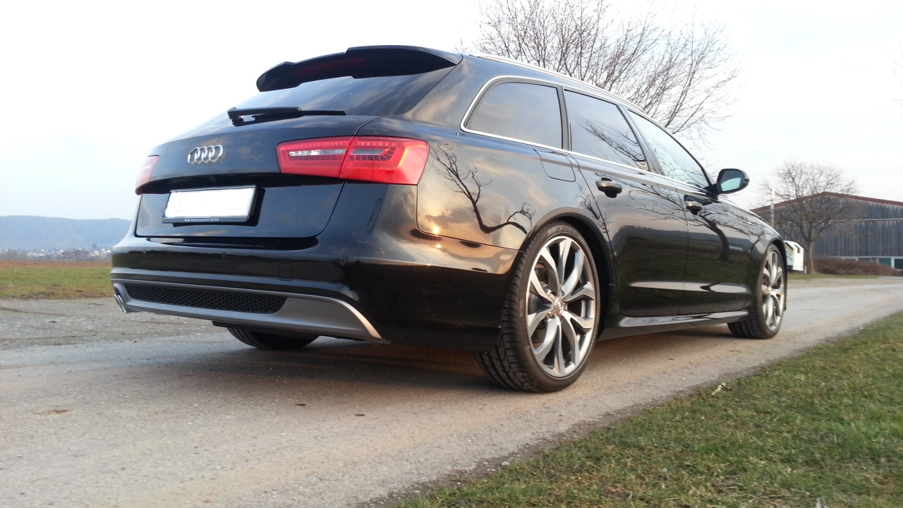 2012 audi a6 avant c7 pictures information and specs auto. Black Bedroom Furniture Sets. Home Design Ideas