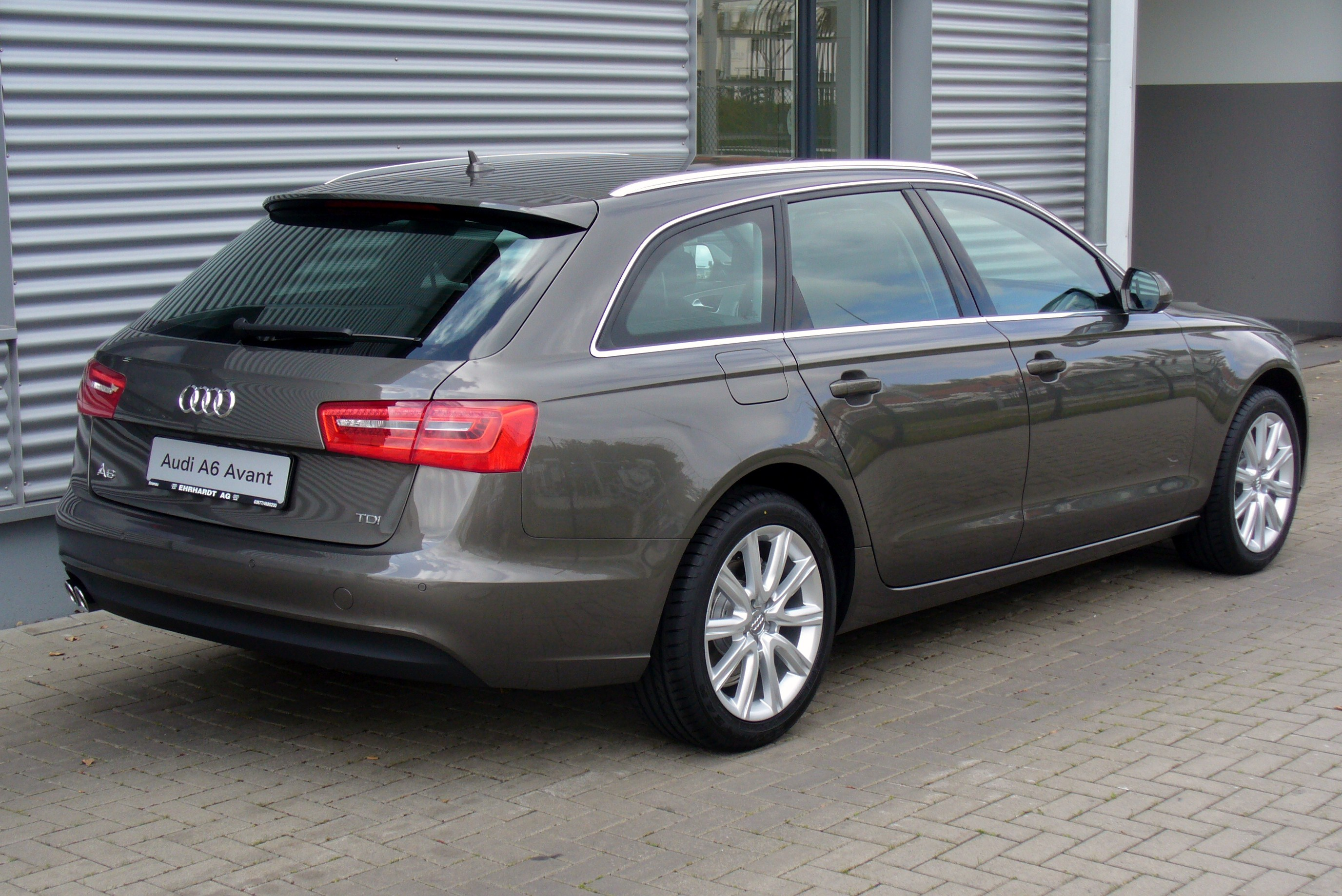 2014 audi a6 avant c7 pictures information and specs auto. Black Bedroom Furniture Sets. Home Design Ideas
