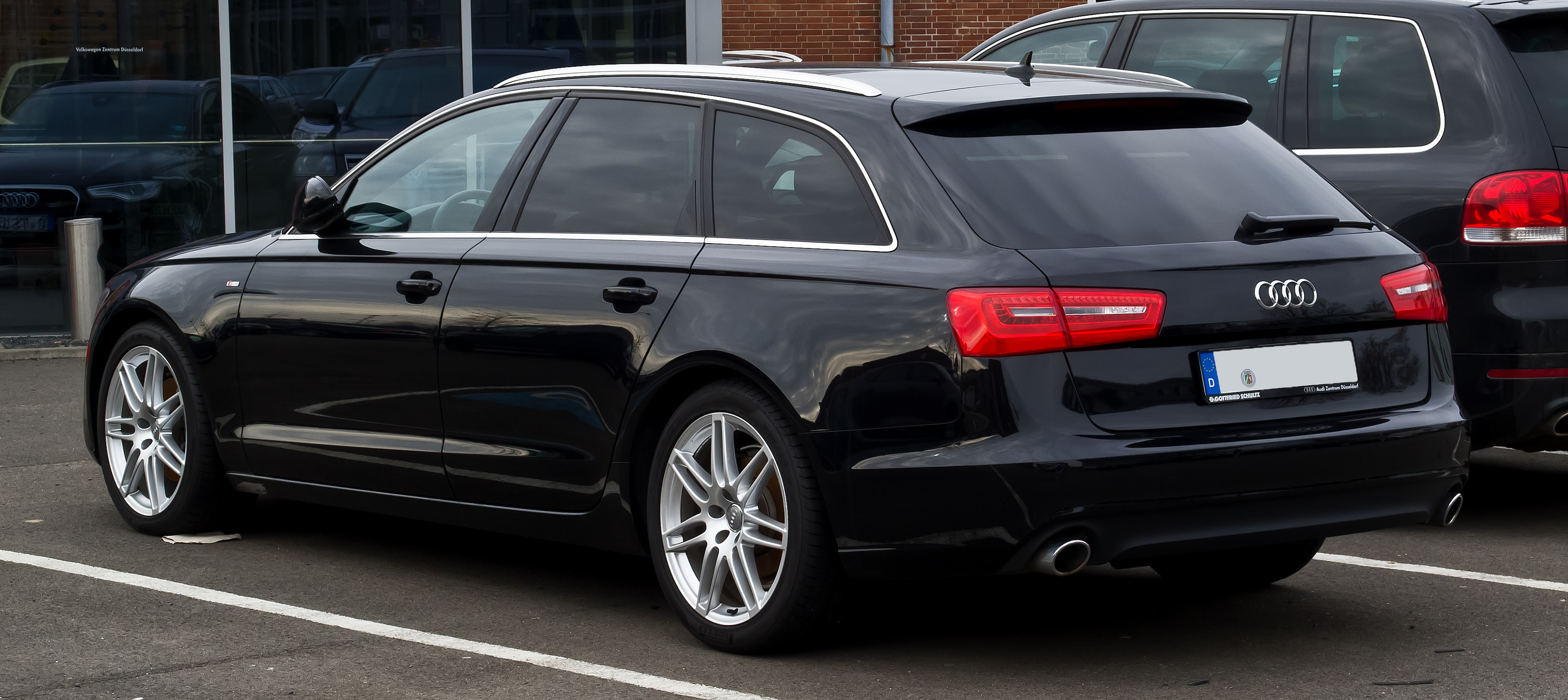 2014 audi a6 avant c7 pictures information and specs. Black Bedroom Furniture Sets. Home Design Ideas
