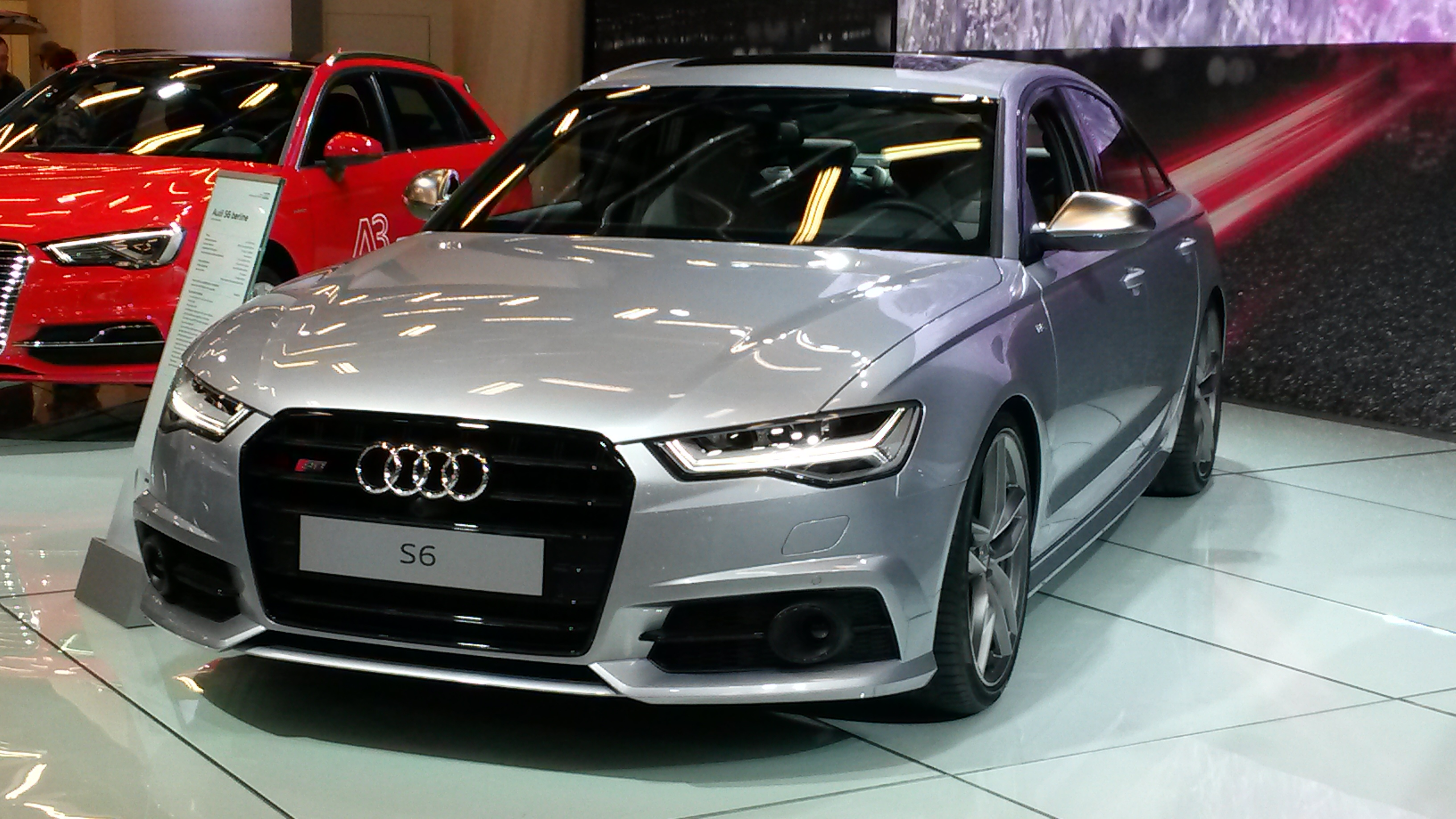 2016 audi a6 avant c7 pictures information and specs auto. Black Bedroom Furniture Sets. Home Design Ideas