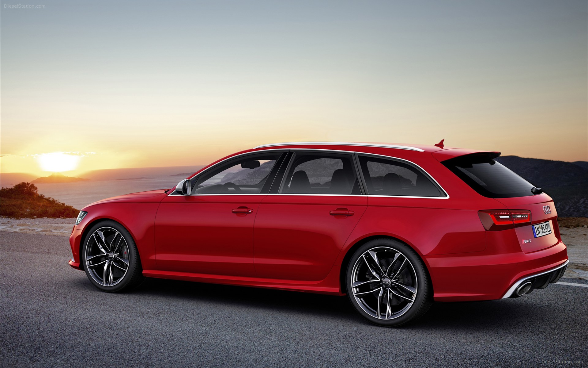 2016 audi a6 avant c7 pictures information and specs for Lunghezza audi a6 avant 2016