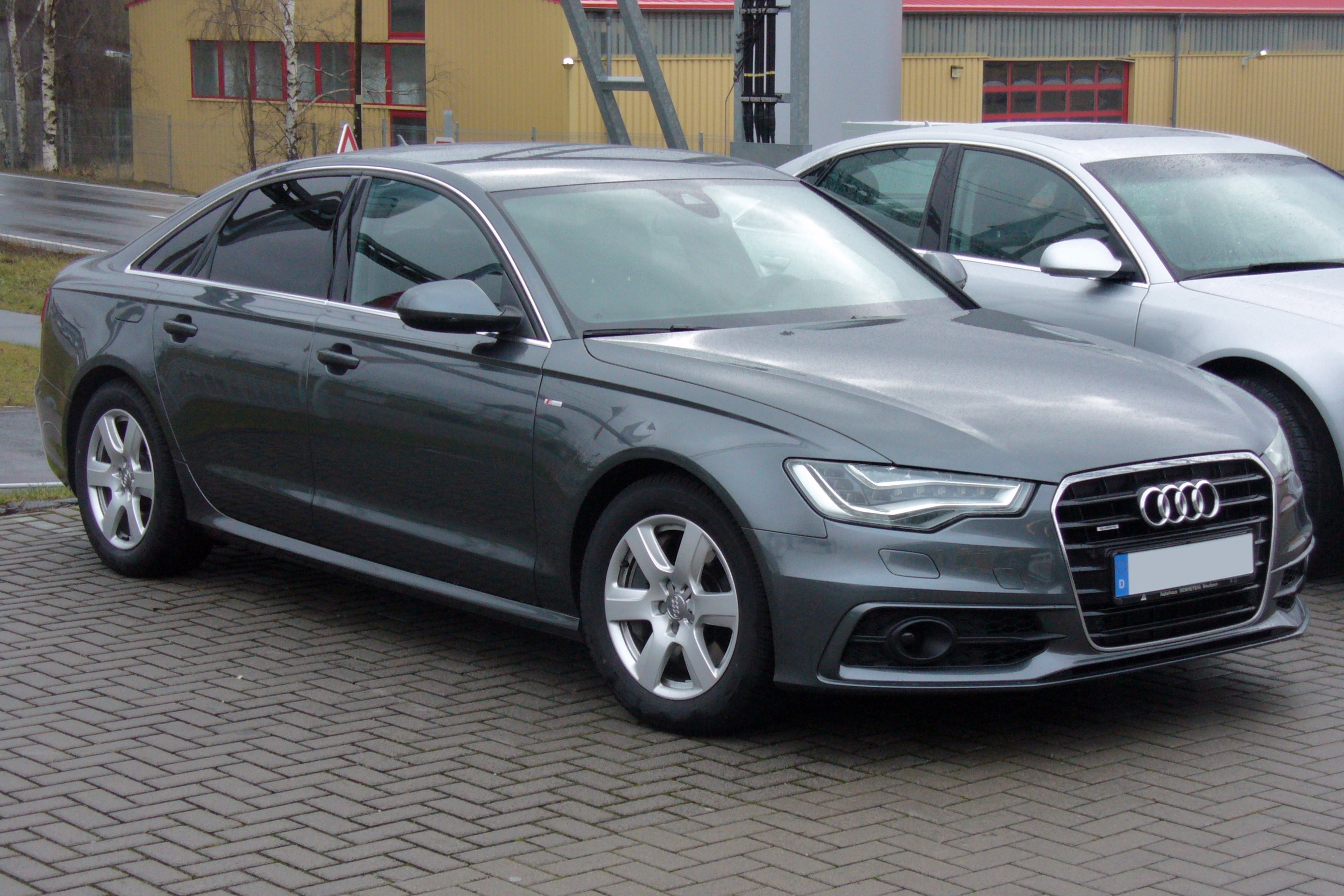 2012 Audi A6 (c7) – pictures, information and specs - Auto ...