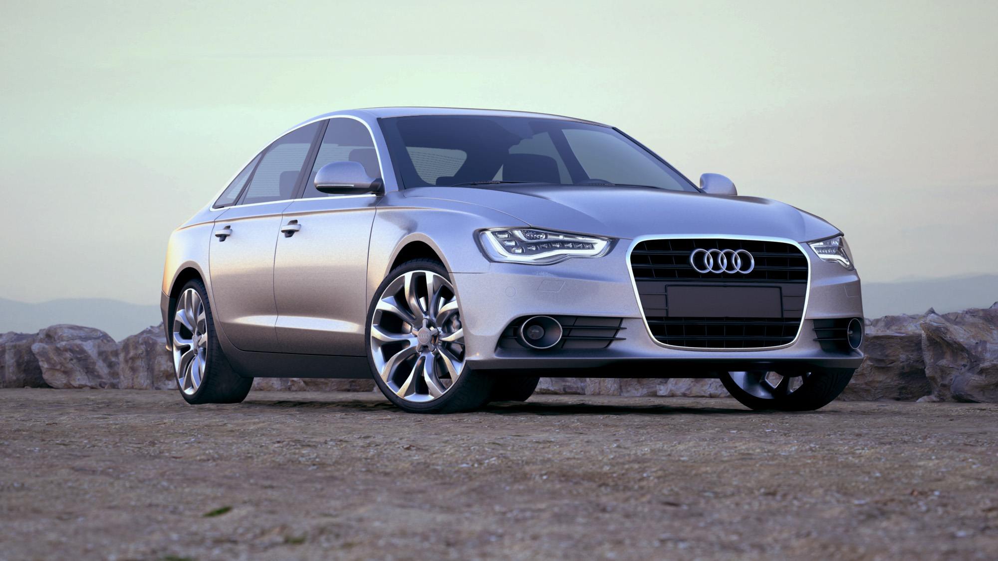 2013 Audi A6 (c7) - pictures, information and specs - Auto ...