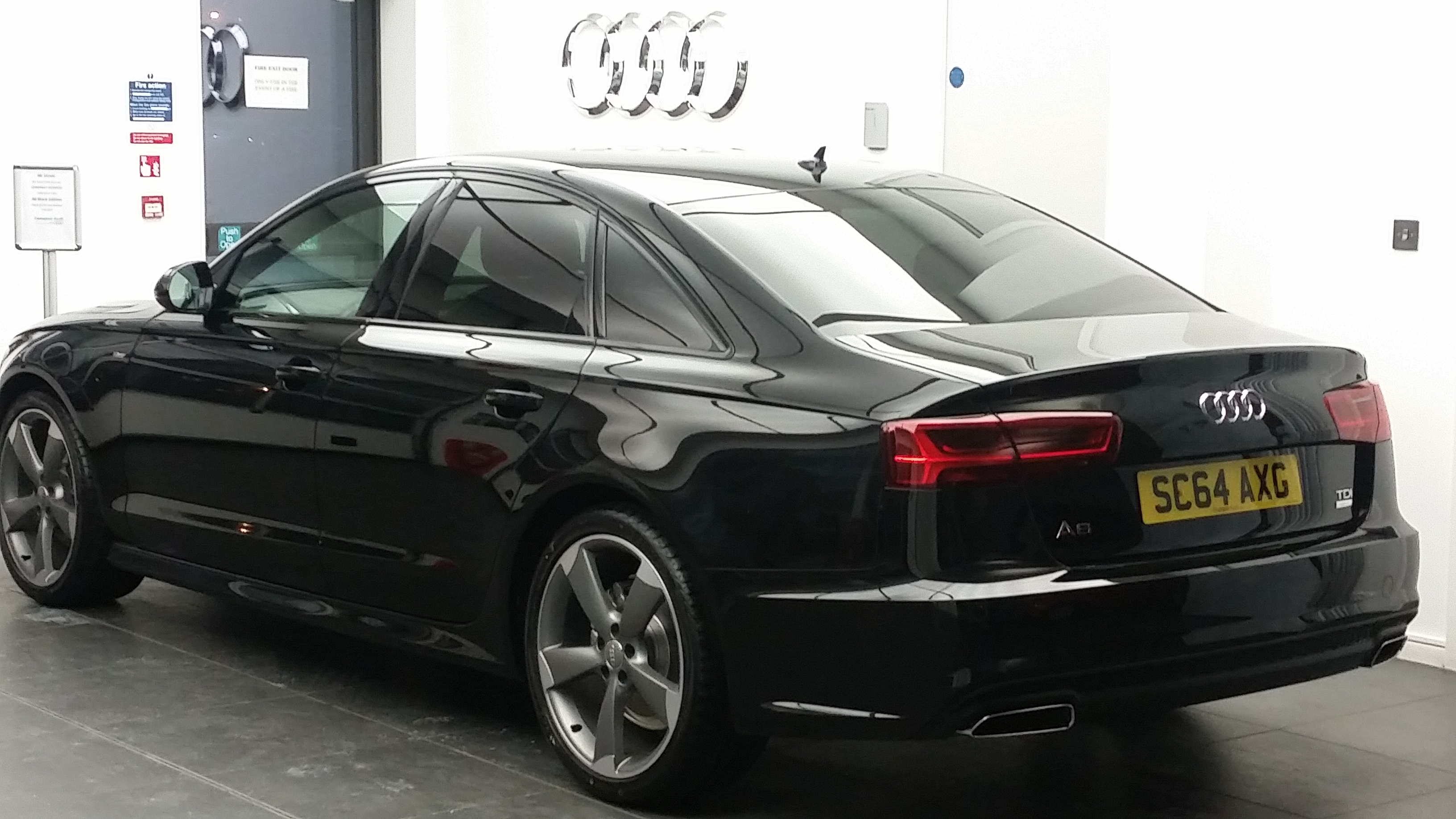 2015 Audi A6 C7 Pictures Information And Specs Auto