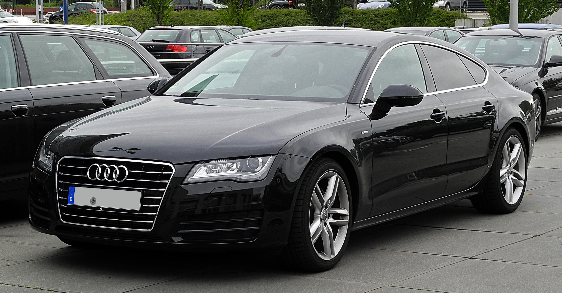 2014 audi a7 sportback 4g pictures information and specs auto. Black Bedroom Furniture Sets. Home Design Ideas