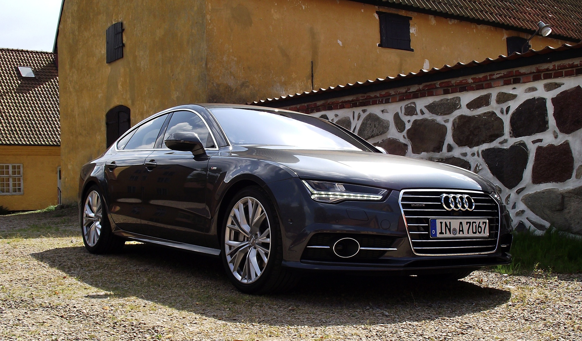 2016 audi a7 sportback 4g pictures information and specs auto. Black Bedroom Furniture Sets. Home Design Ideas