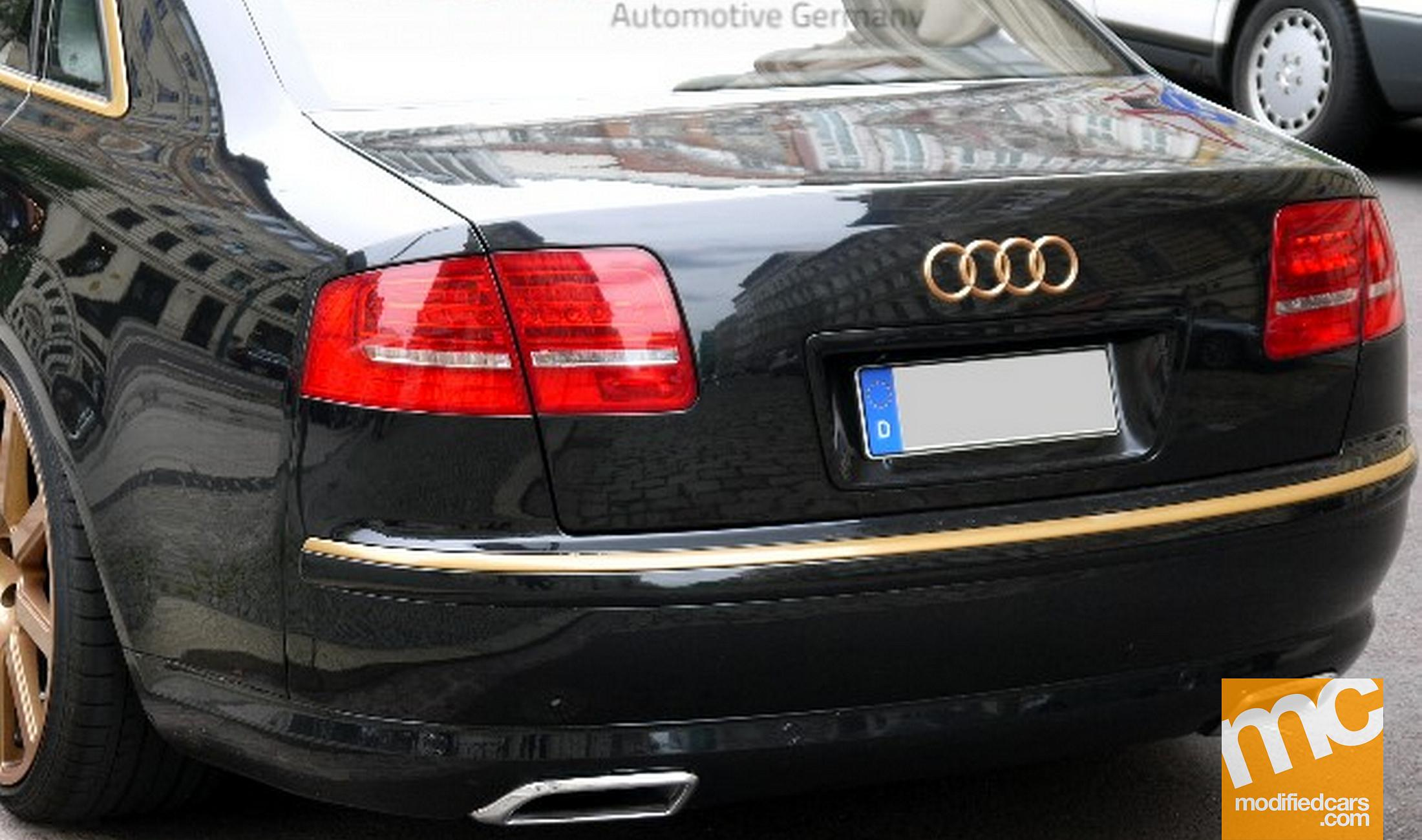 audi a8 (4e) 2008 pictures