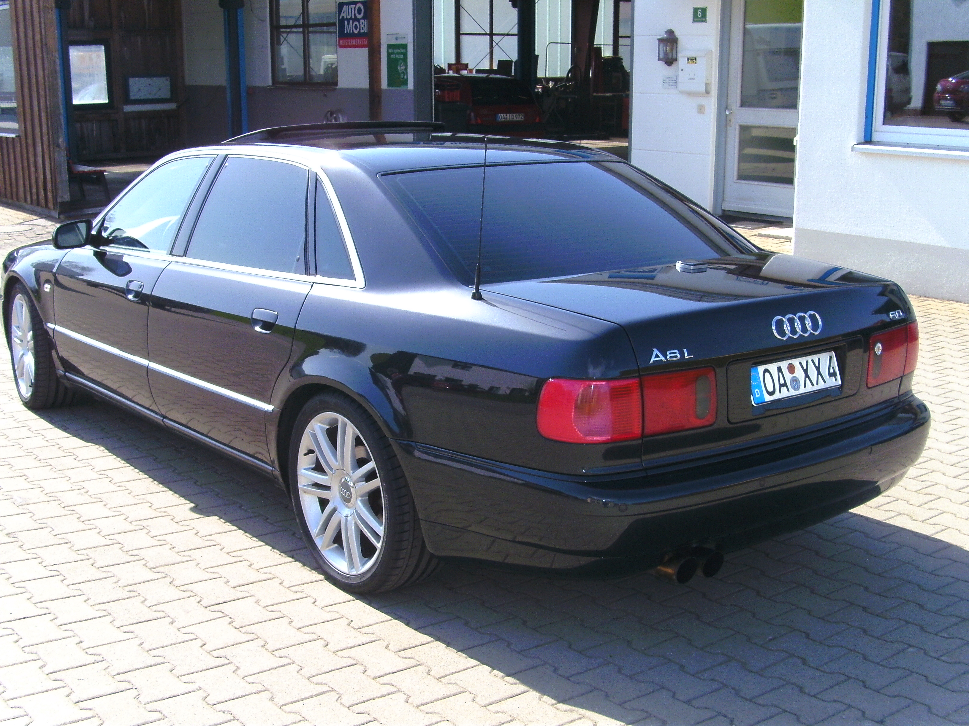 1996 audi a8 d2 pictures information and specs auto. Black Bedroom Furniture Sets. Home Design Ideas