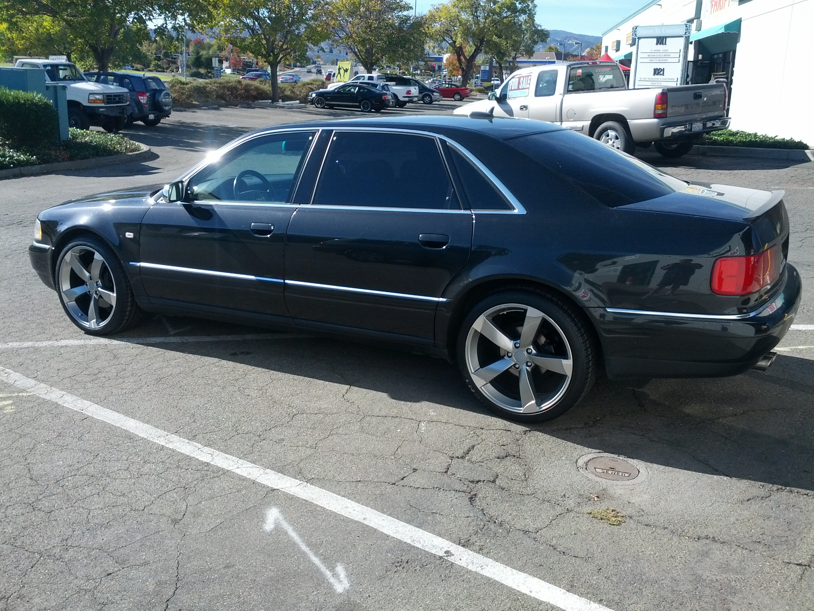 1997 audi a8 d2 pictures information and specs auto. Black Bedroom Furniture Sets. Home Design Ideas