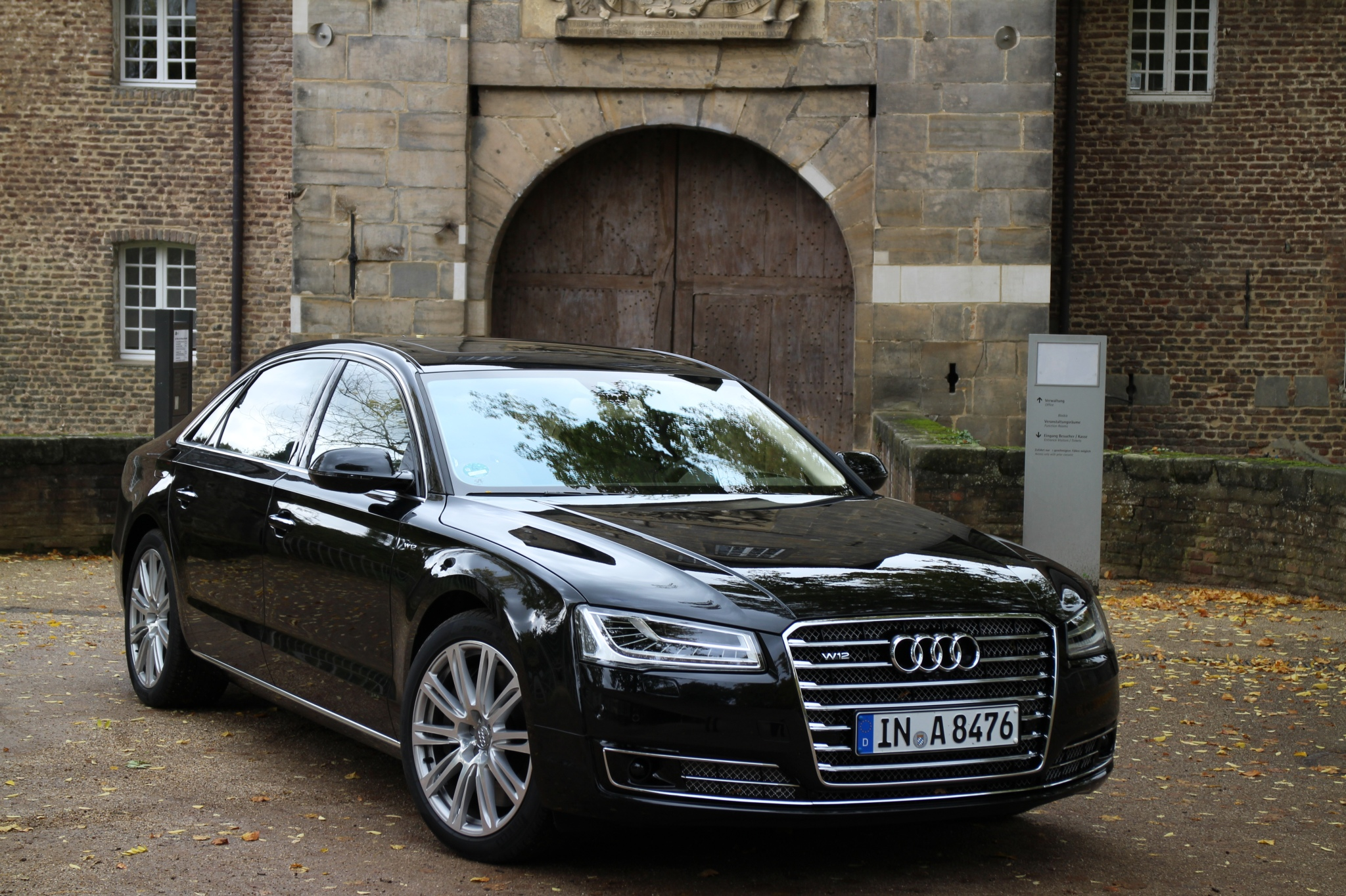audi a8 iii (d4) 2010 pictures #7