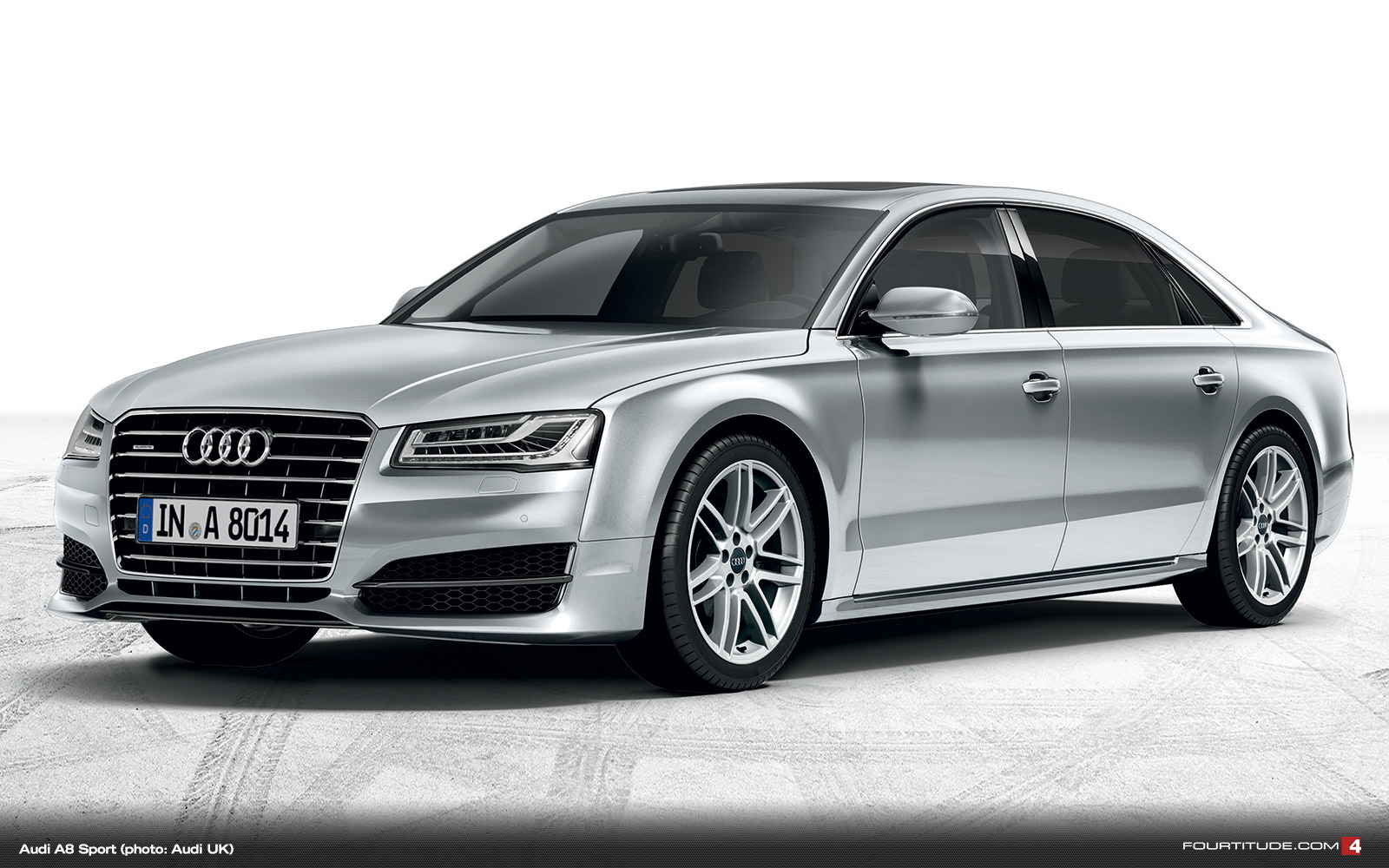 2016 Audi A8 iii (d4) - pictures, information and specs - Auto-Database.com