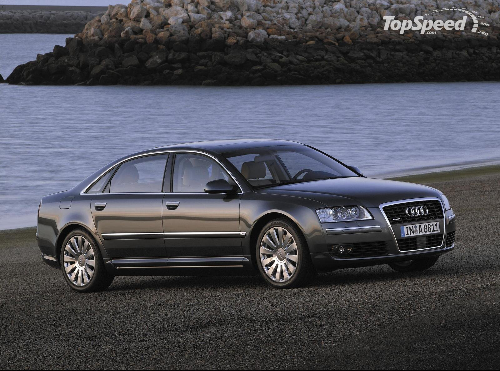 2006 audi a8 long 4e pictures information and specs. Black Bedroom Furniture Sets. Home Design Ideas