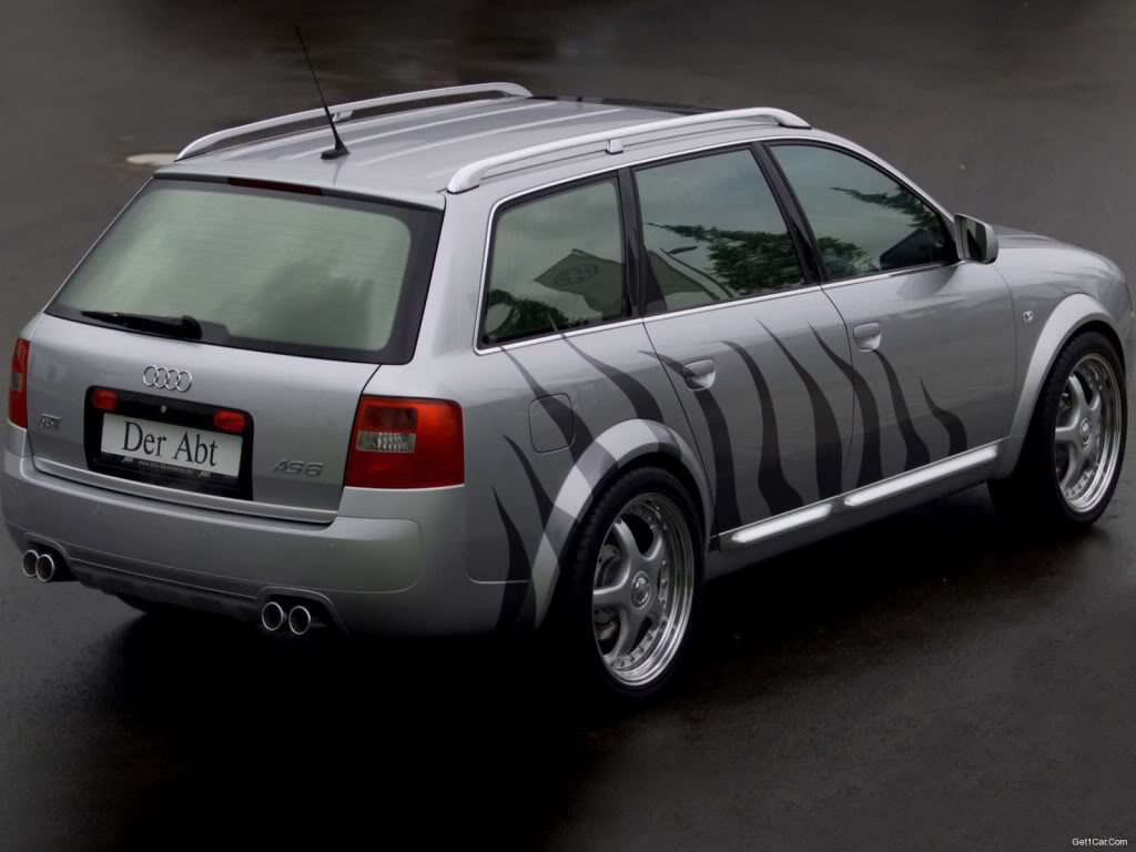 2000 Audi Allroad Quattro C5 Pictures Information And Specs A4 Kit 14