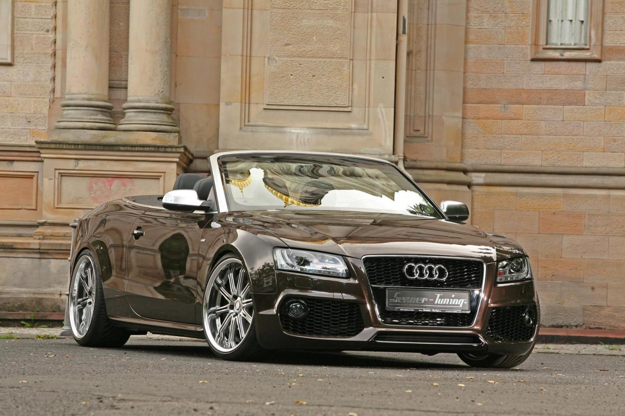 audi cabriolet seriess