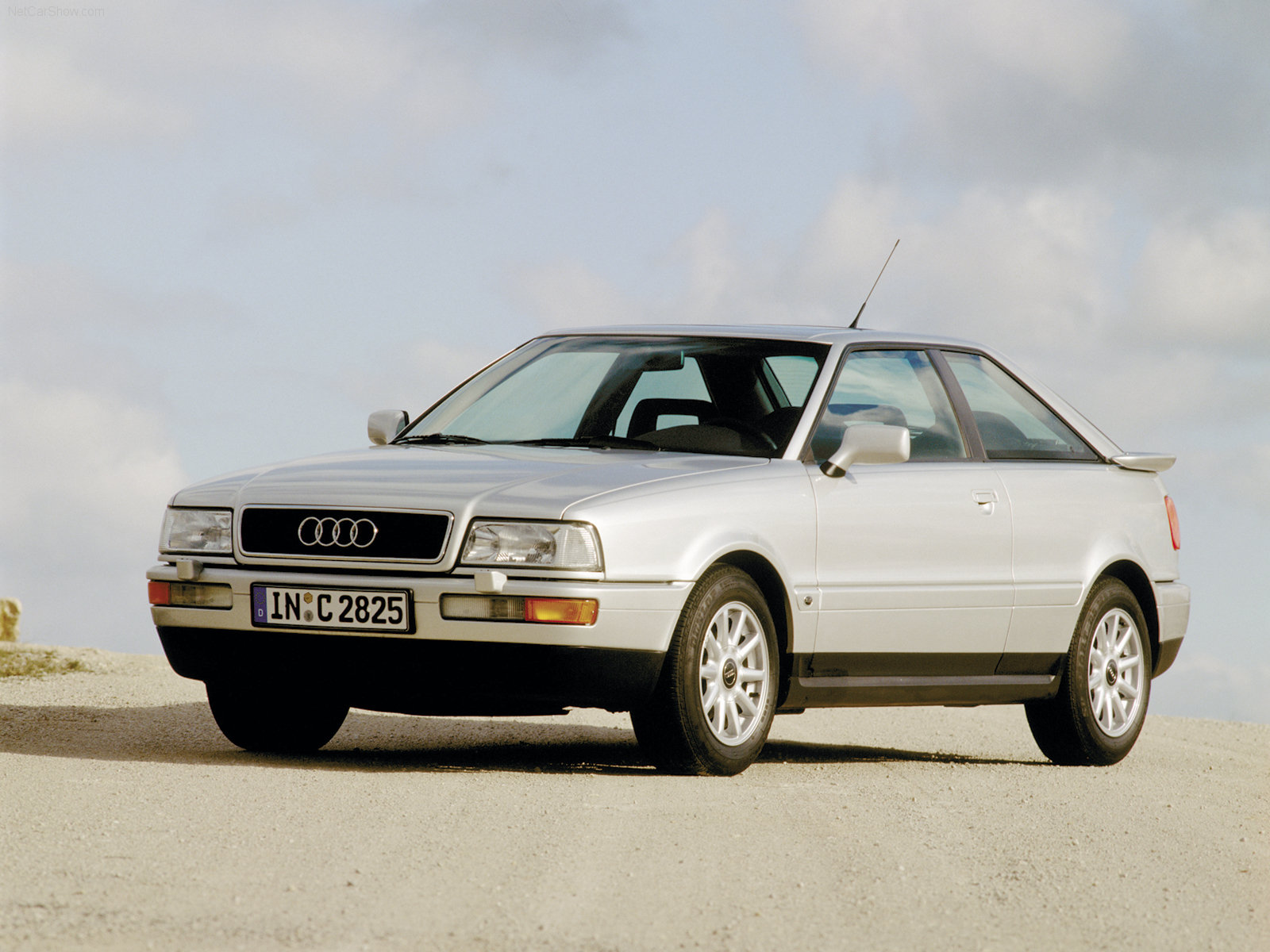 audi coupe images #2