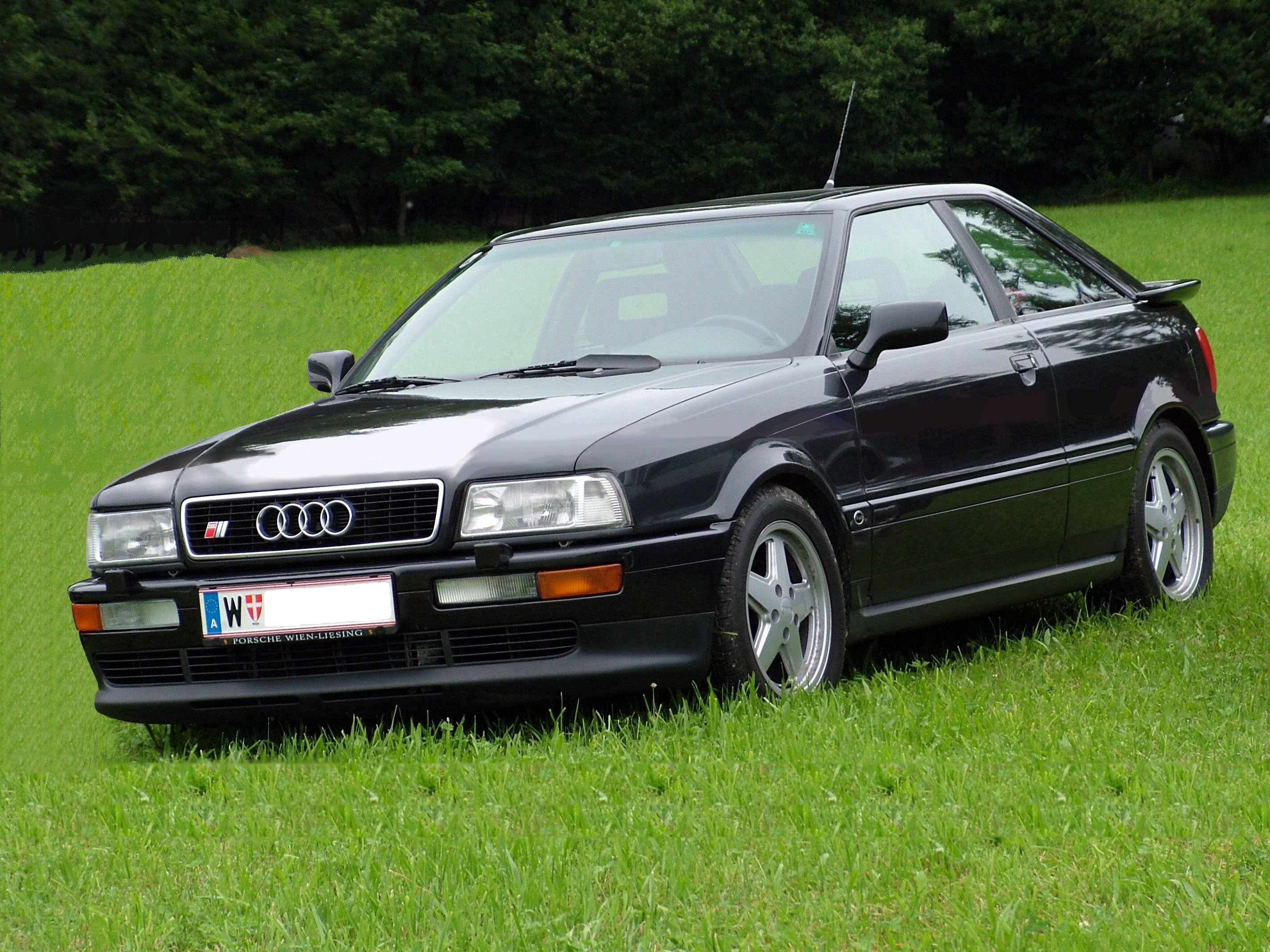 audi coupe images #10