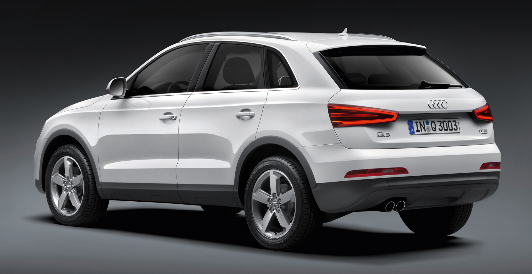 Audi Q3   pictures, information and specs - Auto-Database.com