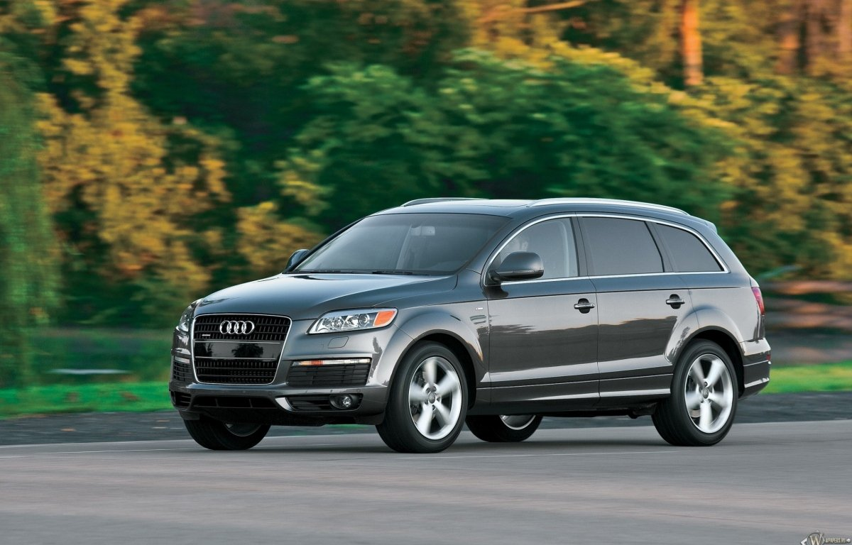 2006 audi q7 pictures information and specs auto. Black Bedroom Furniture Sets. Home Design Ideas