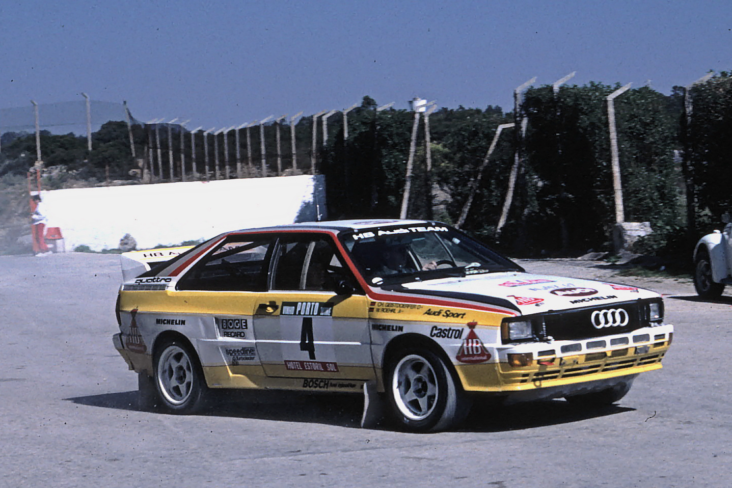 audi quattro wallpaper