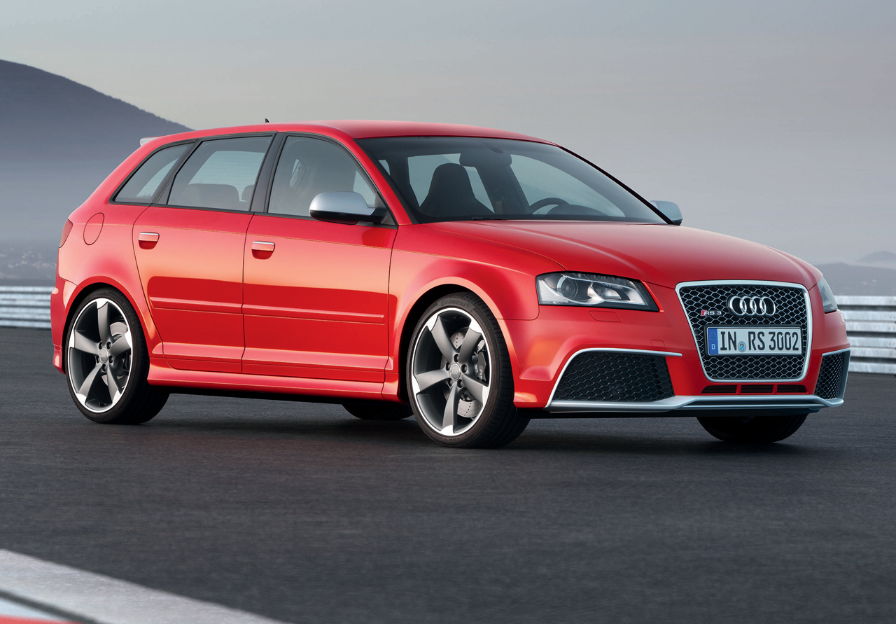 audi rs3 seriess