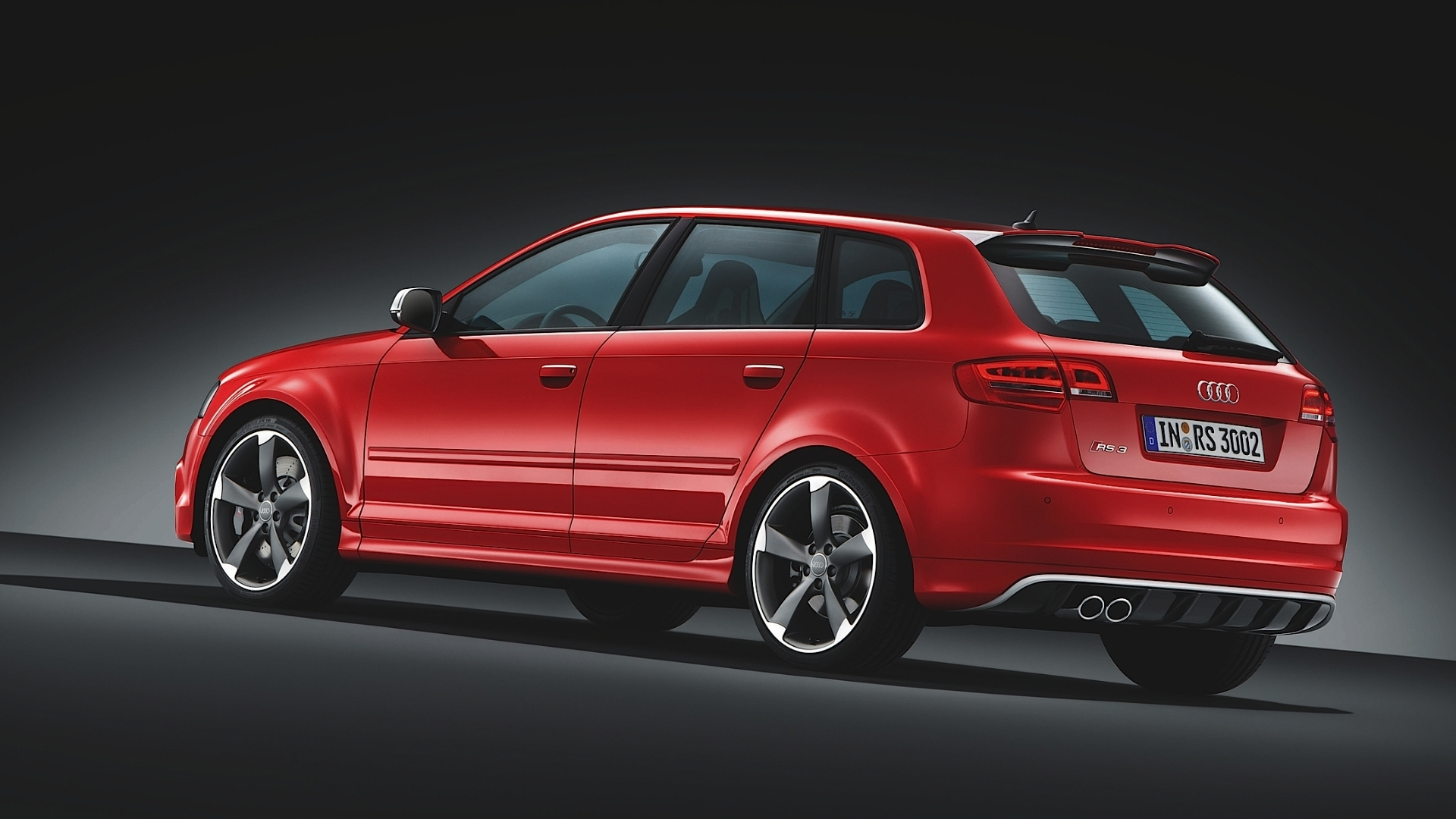 audi rs3 sportback (8pa) 2010 wallpaper #10