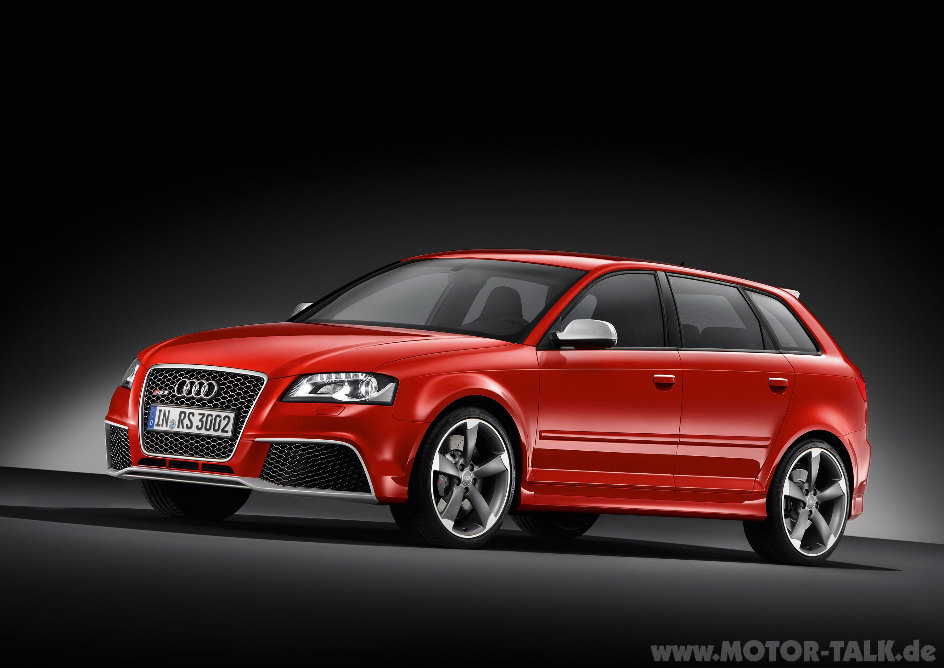 audi rs3 sportback (8pa) 2012 pictures