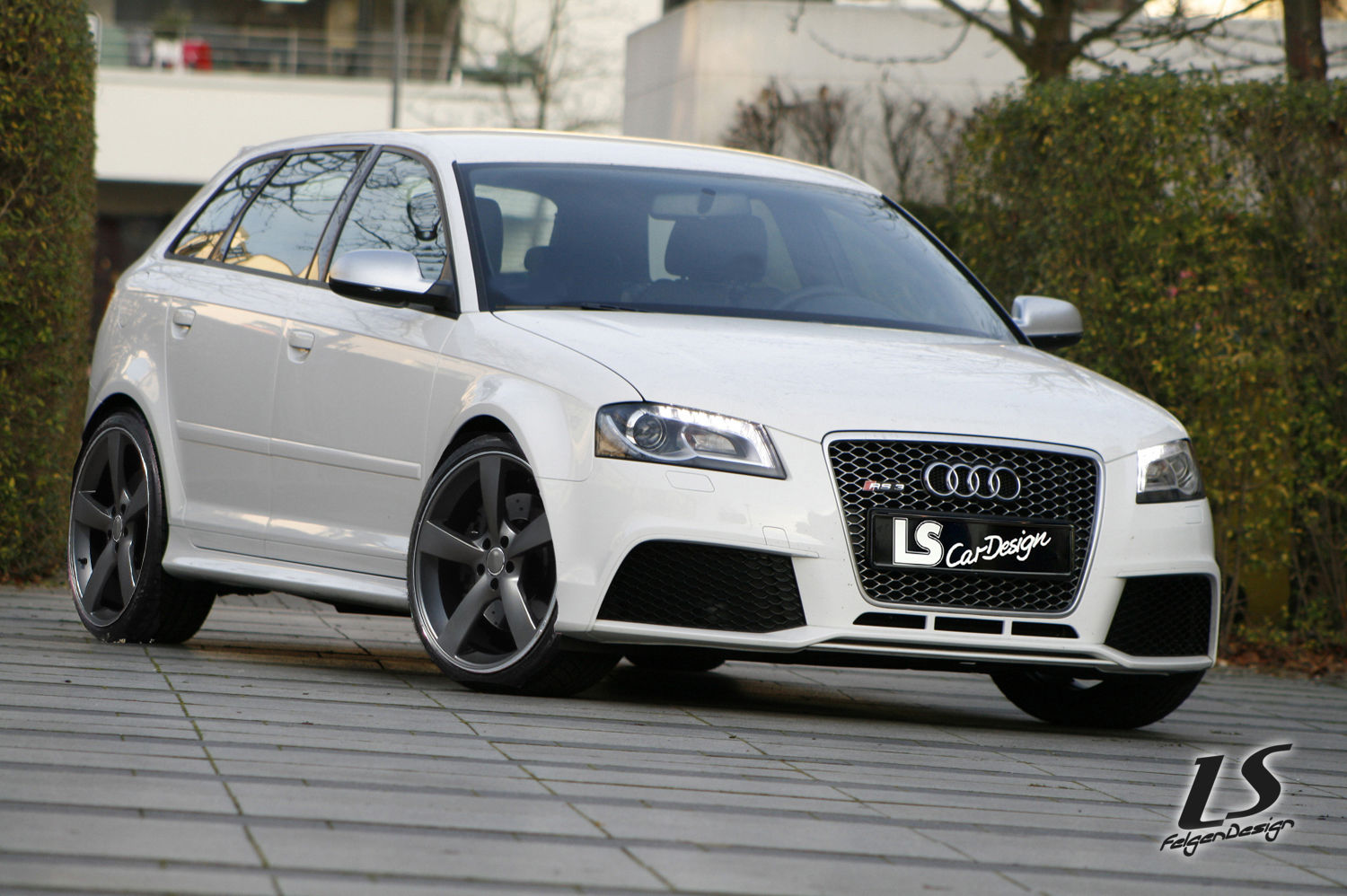 audi rs3 sportback (8pa) 2012 wallpaper #4