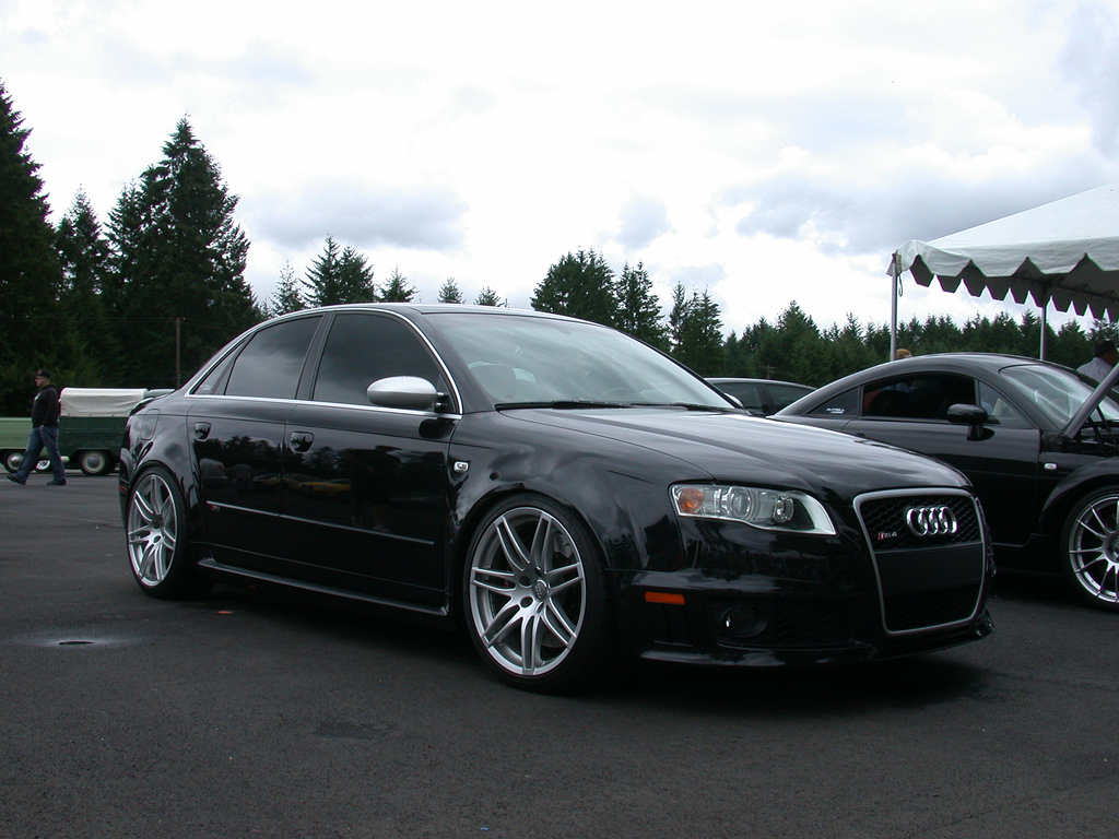 audi rs4 seriess #4
