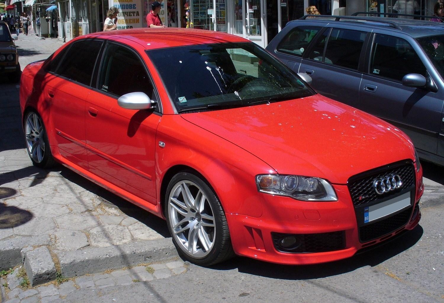 audi rs4 wallpaper #6