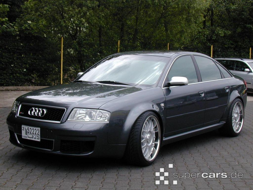 audi rs6 2003 pictures