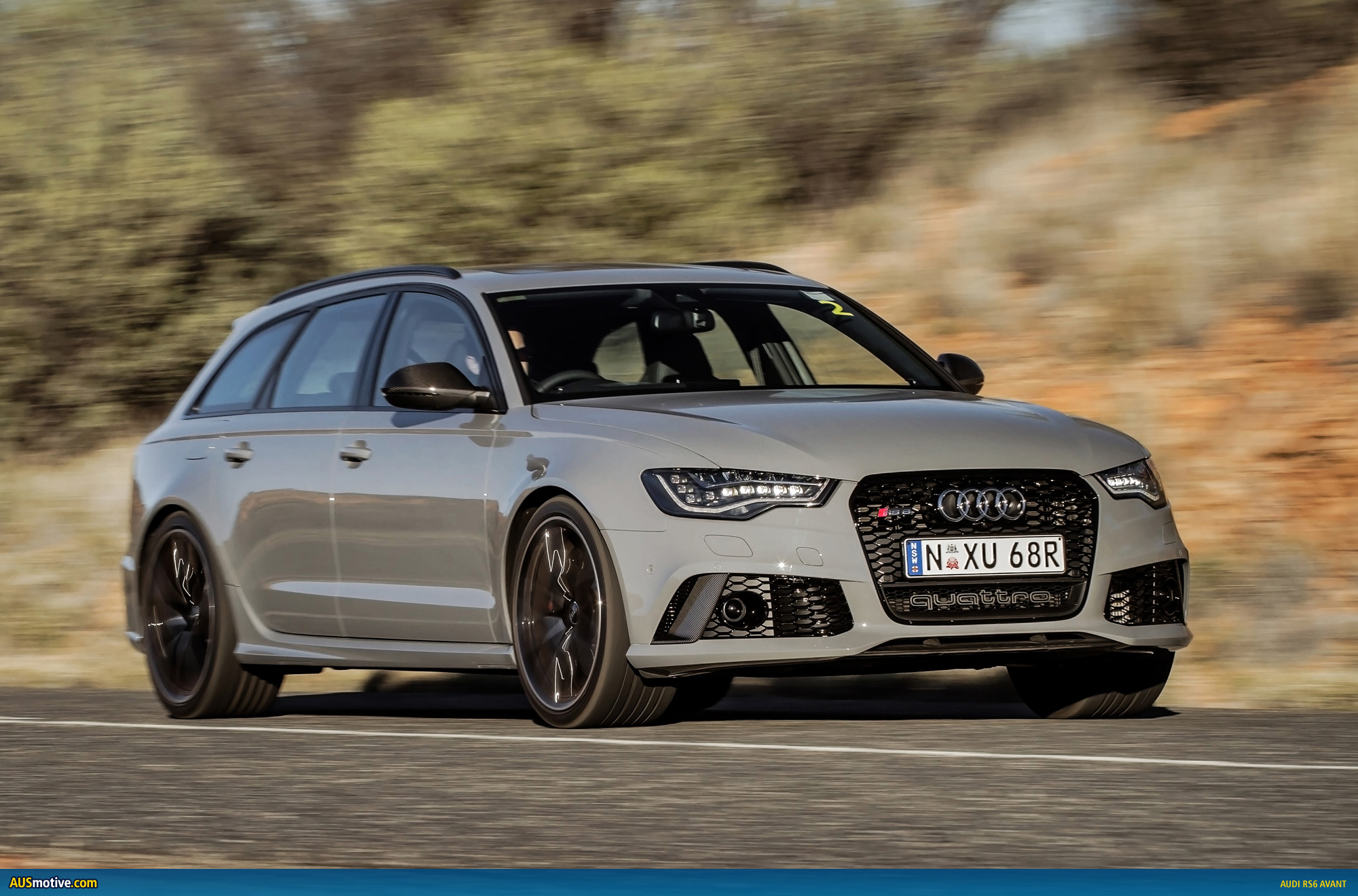 audi rs6 pictures #11