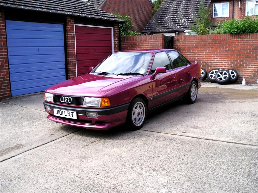 Audi S2 Coupe 1991 Images 8