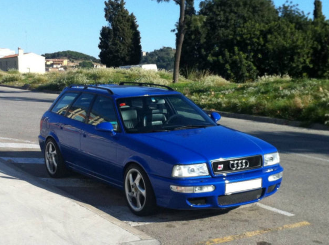 1994 Audi S2 coupe - pictures, information and specs ...