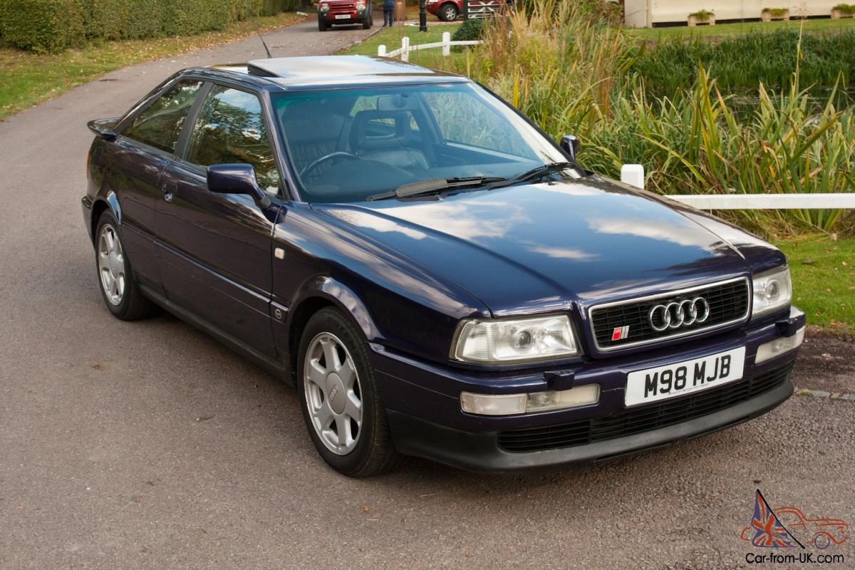 1994 Audi S2 coupe - pictures, information and specs - Auto-Database.com