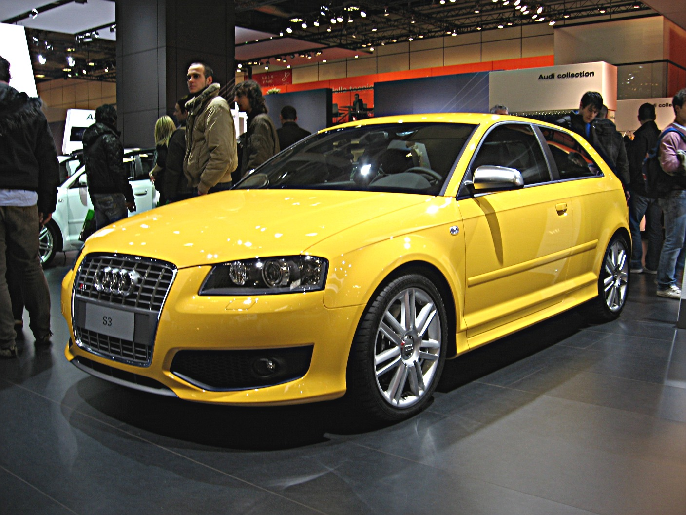 2007 Audi S3 ii (8p) - pictures, information and specs - Auto-Database.com