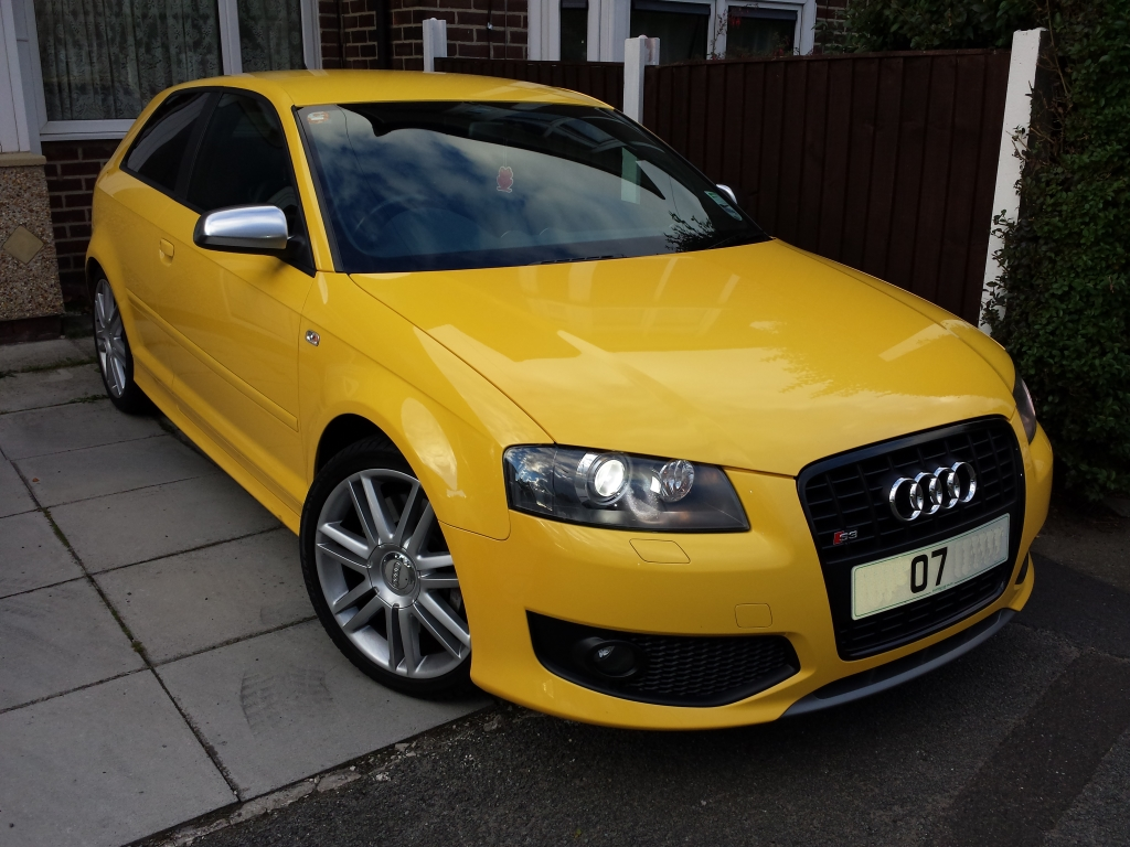 2007 audi s3 ii 8p pictures information and specs auto. Black Bedroom Furniture Sets. Home Design Ideas