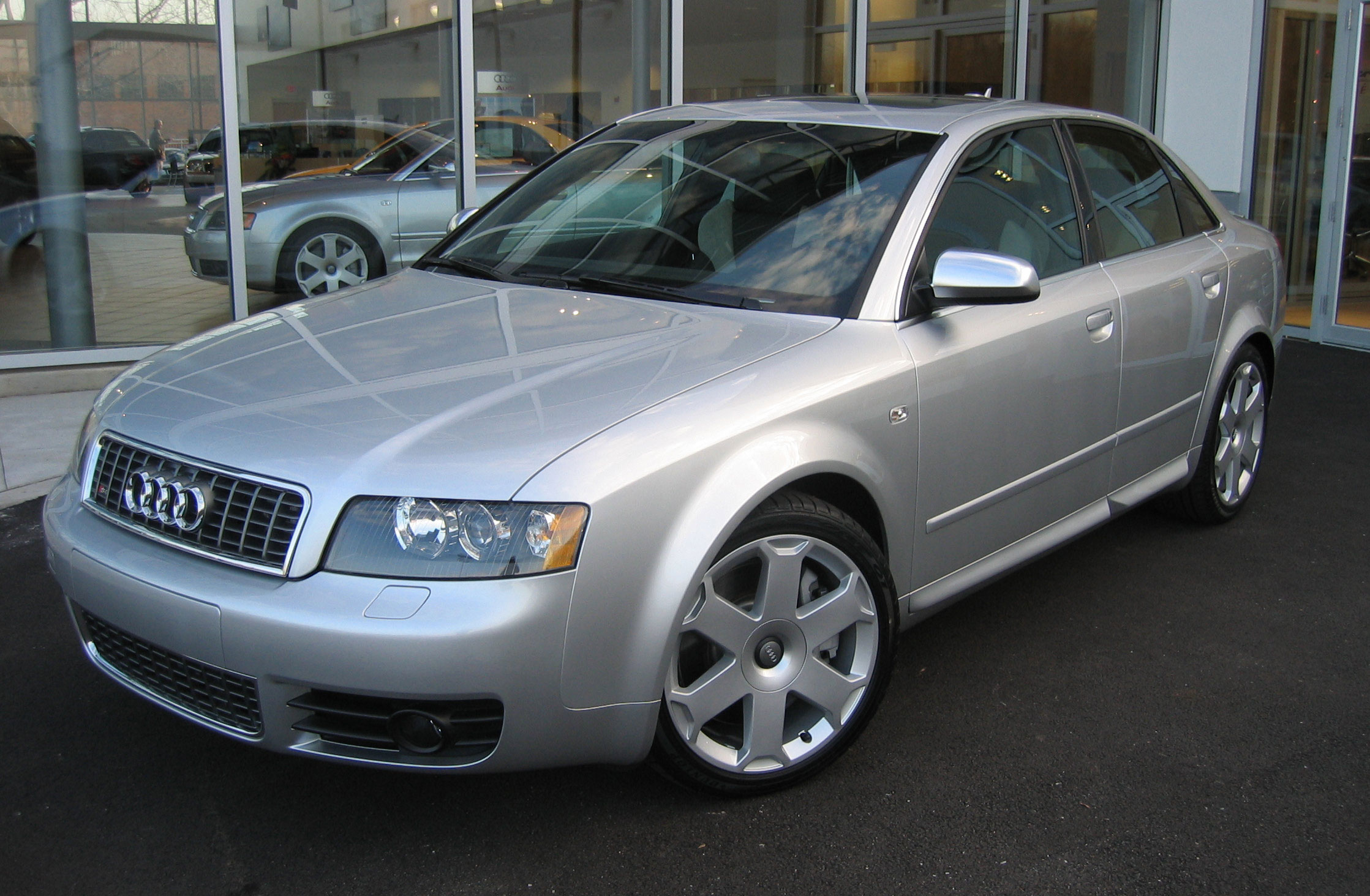 2006 audi s4 8e pictures information and specs auto. Black Bedroom Furniture Sets. Home Design Ideas