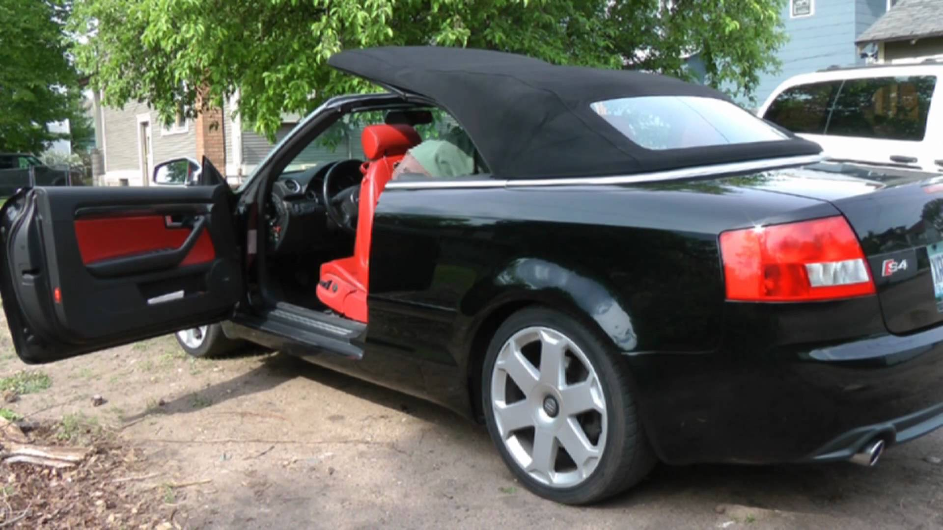 audi s4 cabriolet 2003 pictures