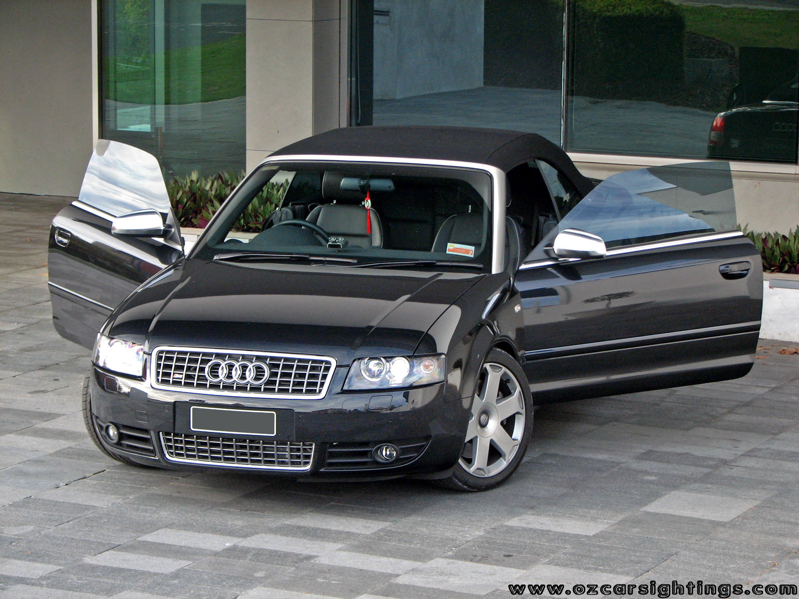 audi s4 cabriolet 2004 pictures