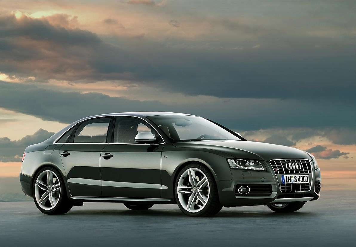 audi s4 pictures