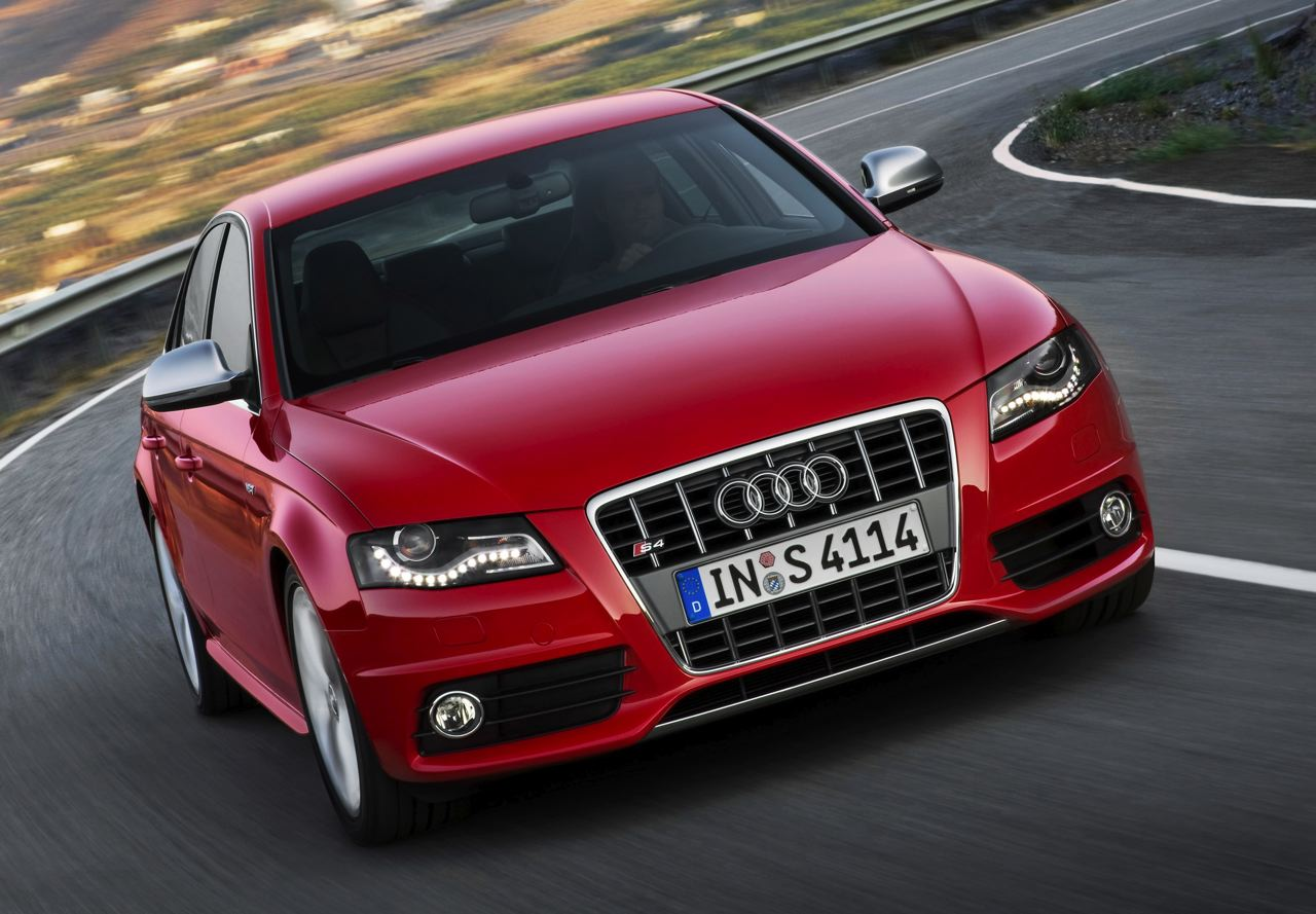 audi s4 pictures #9