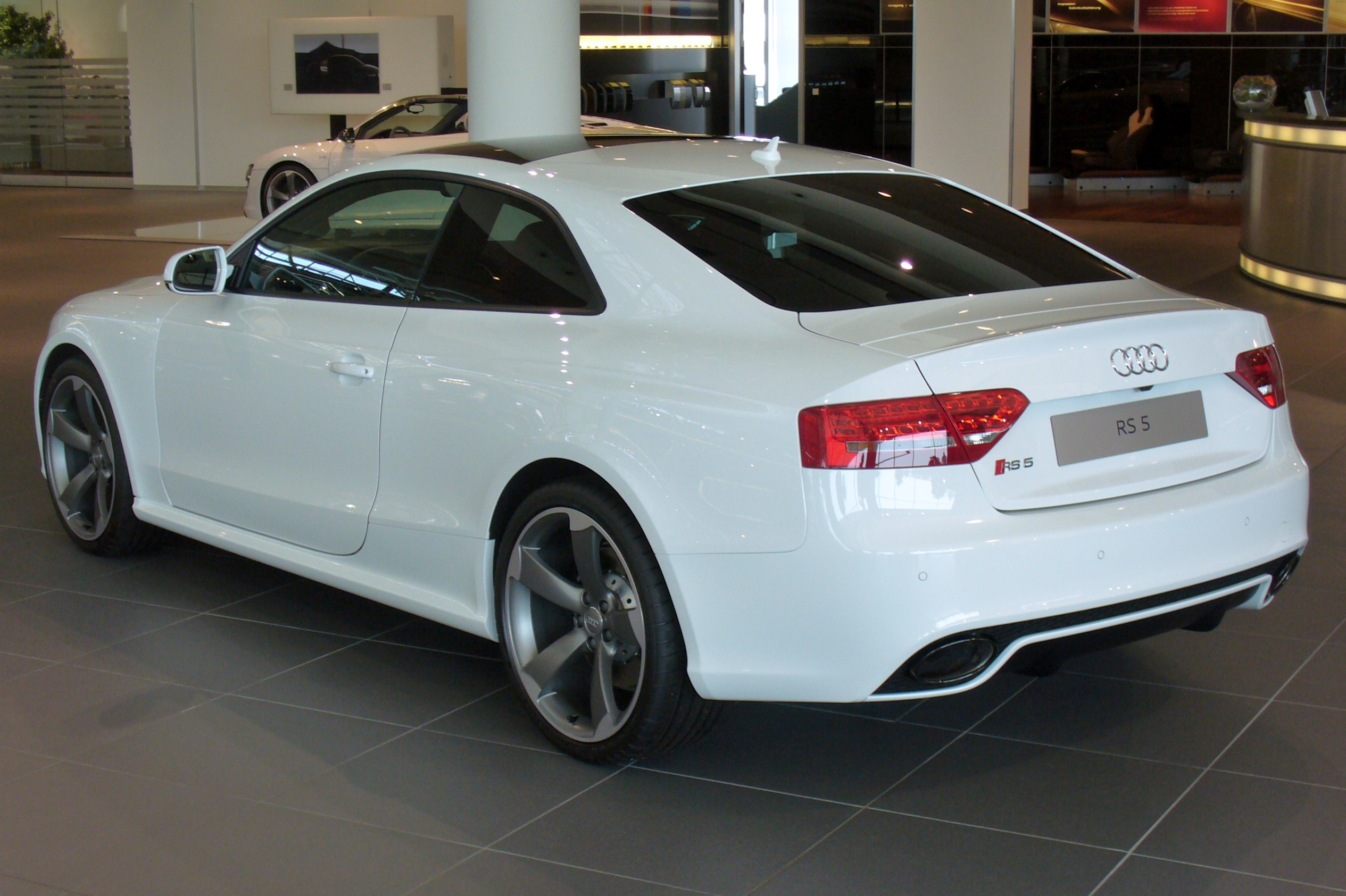 2014 Audi S5 sportback (8ta) – pictures, information and specs ...