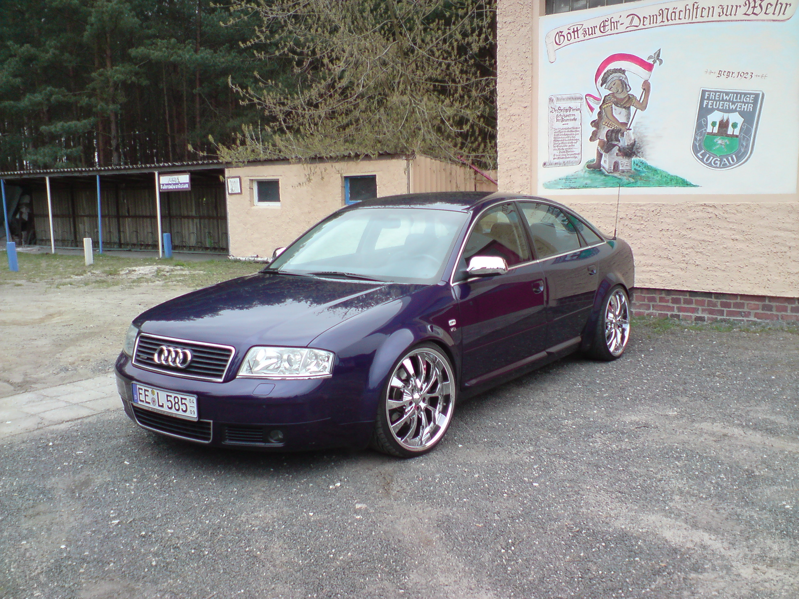 2000 Audi S6 (4b,c5) - pictures, information and specs - Auto-Database.com