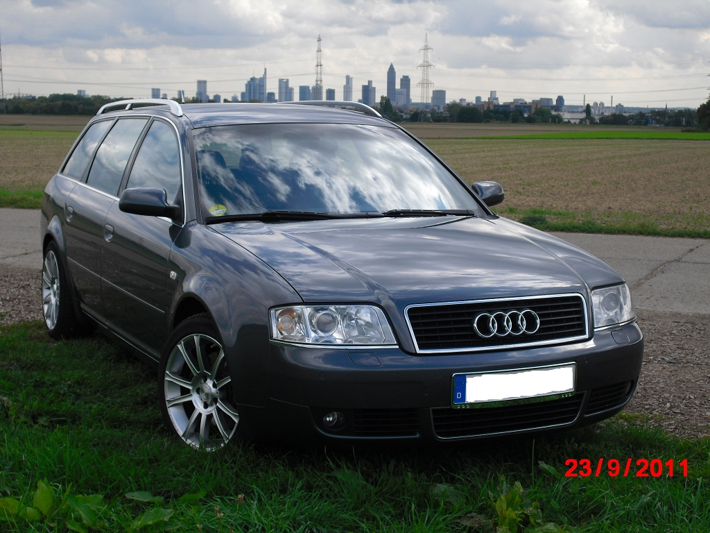 2003 audi s6 avant 4b c5 pictures information and. Black Bedroom Furniture Sets. Home Design Ideas