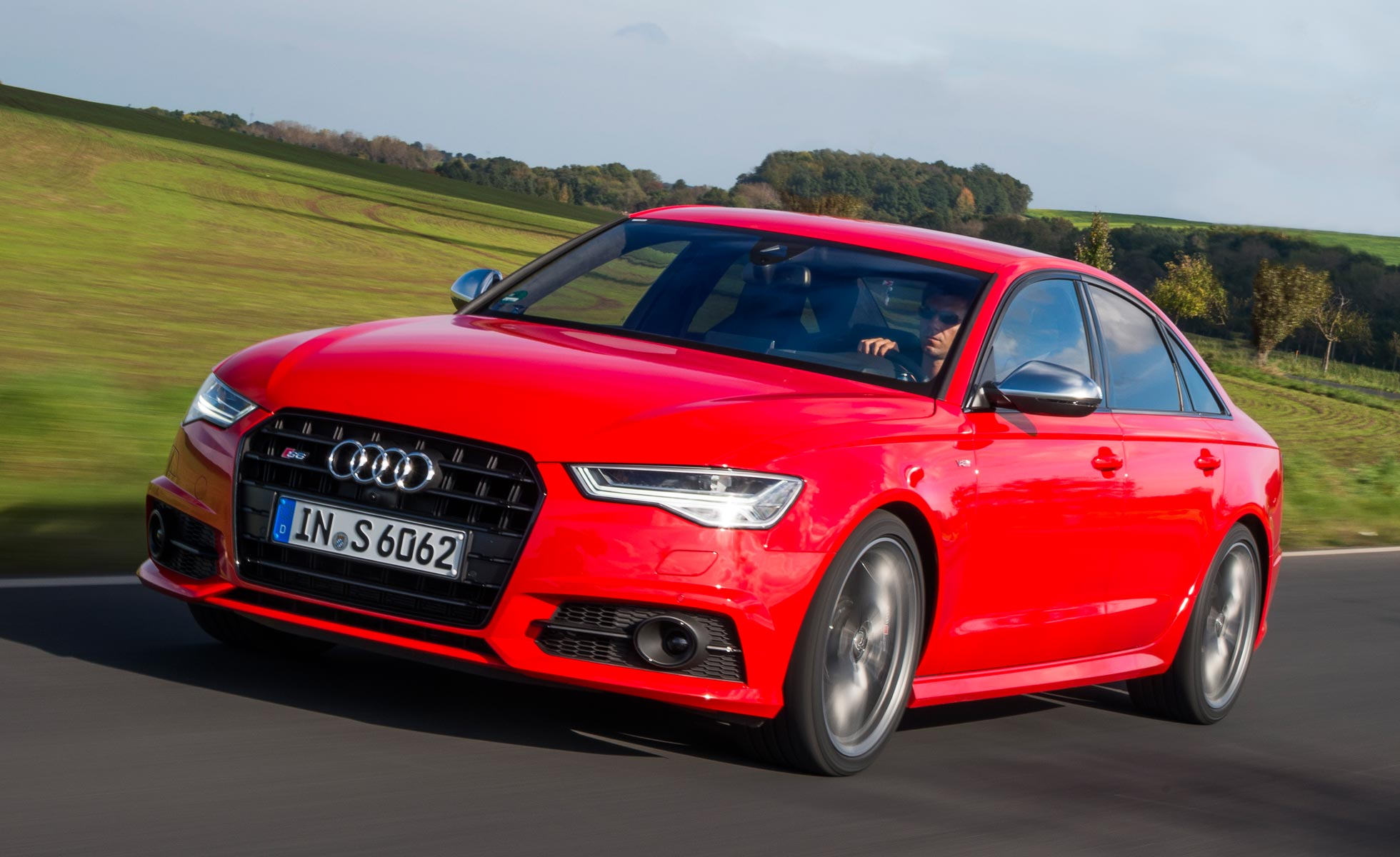 audi s6 (iii) 2015 pictures #8